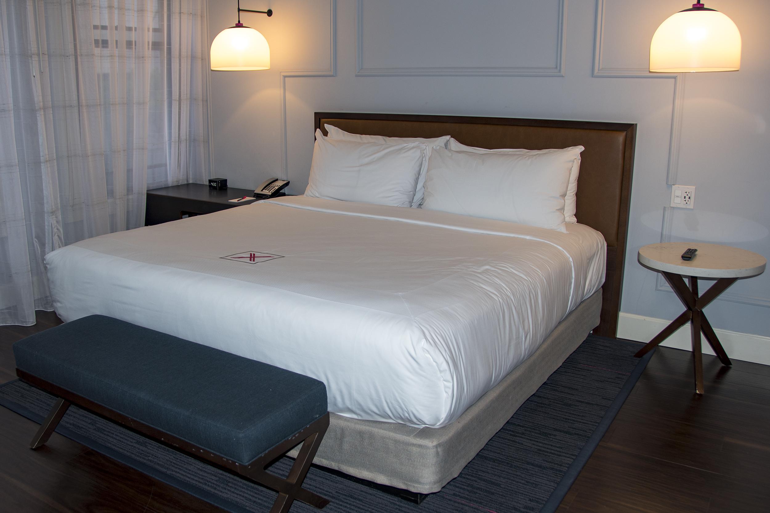 axiom hotel två härliga veckor i Kalifornien