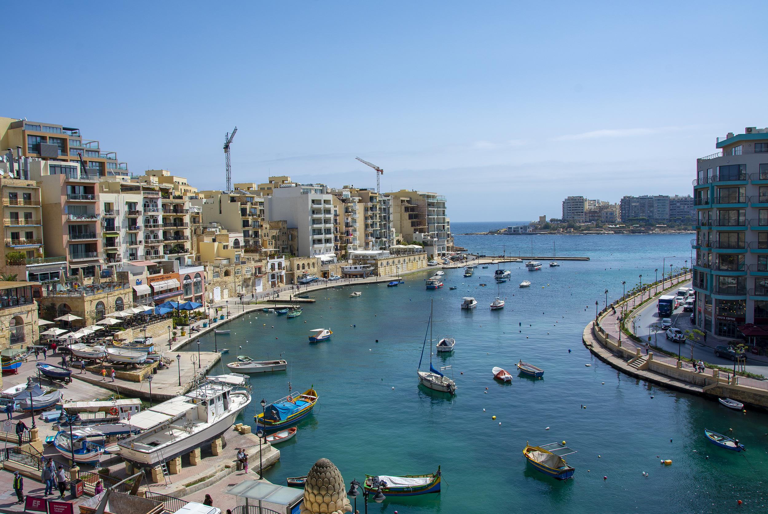 utsikt från balkongen hotel juliani