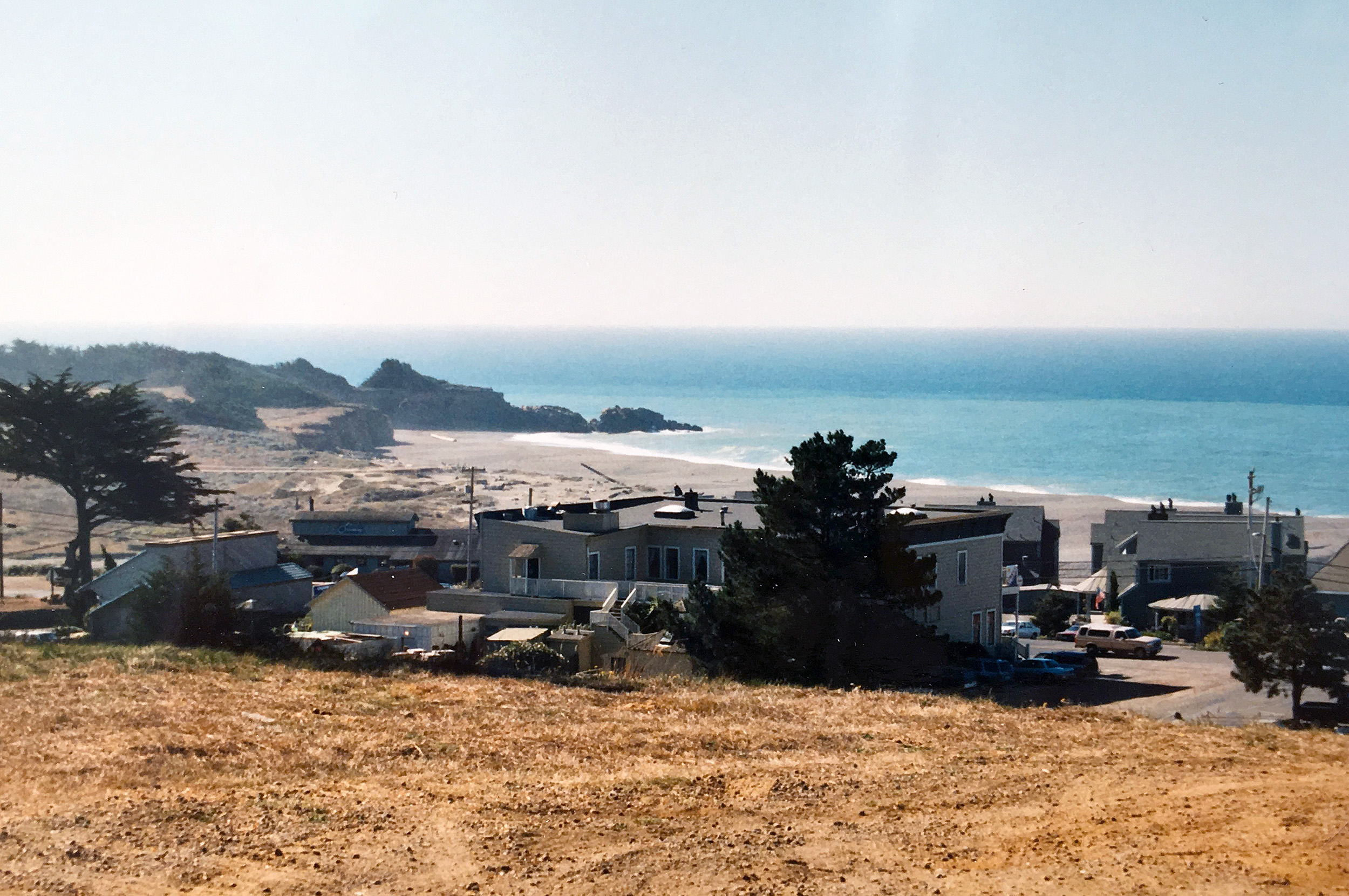Gualala Stilla Havet
