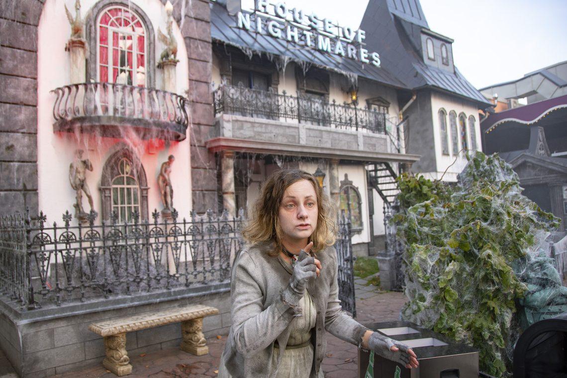Halloween på Gröna Lund, House of even worse nightmares