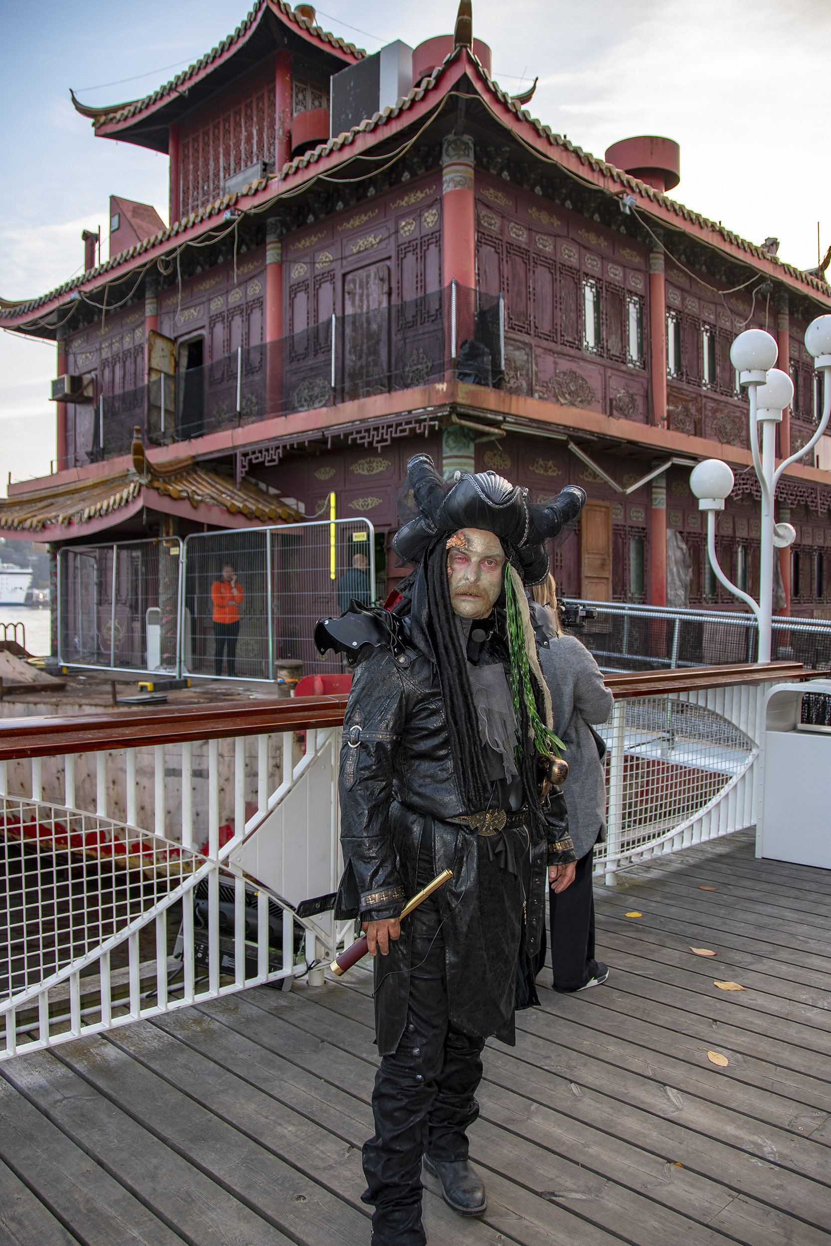 Halloween på Gröna Lund Skeppet