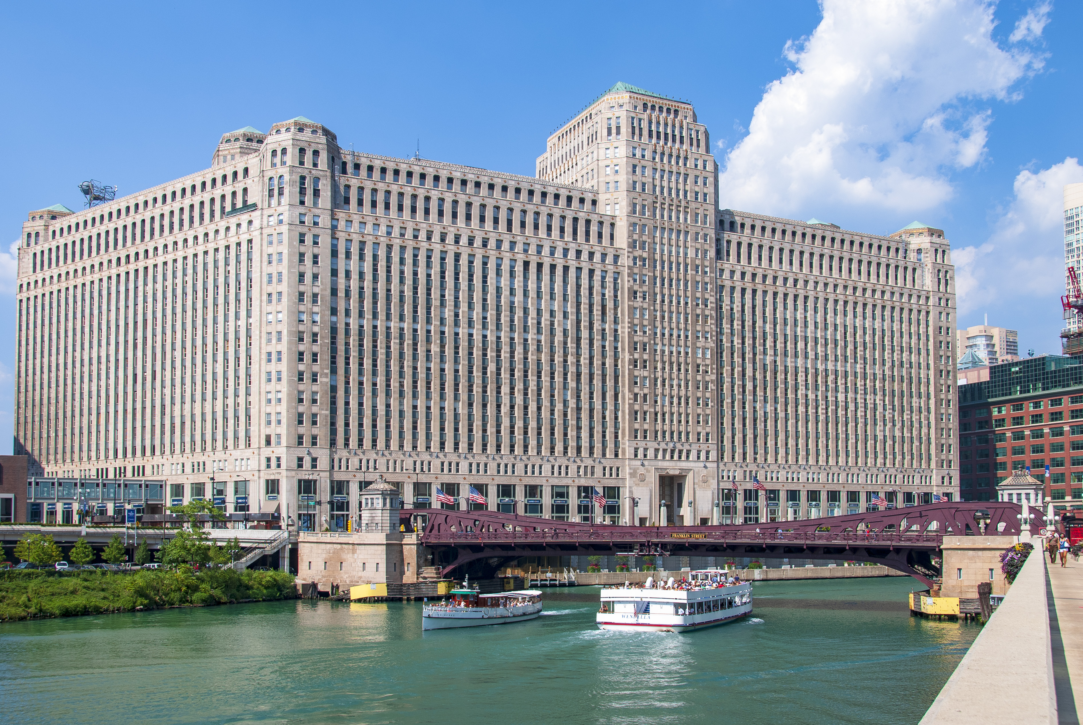 The Merchandise Mart Chicago