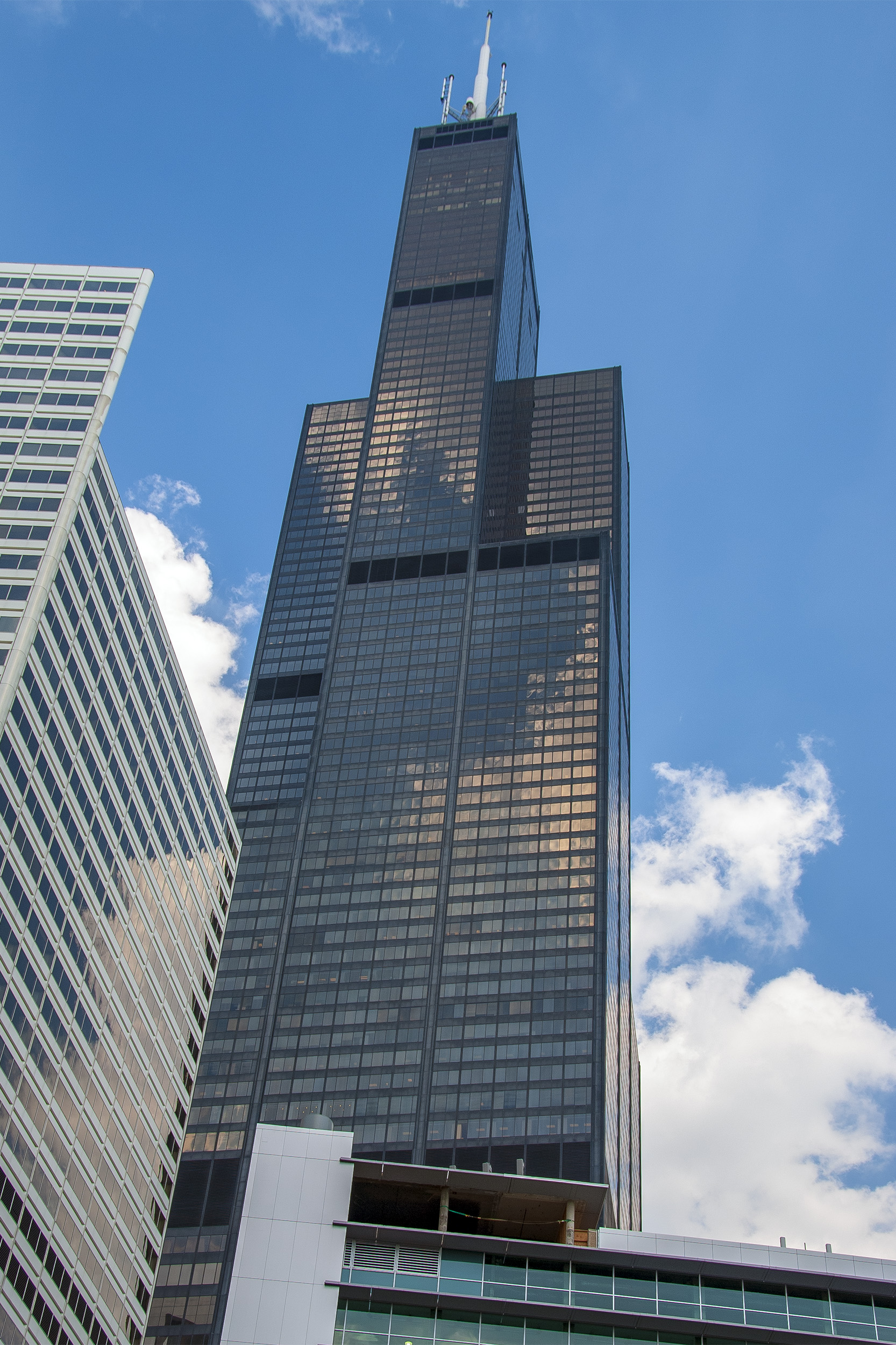 Willis tower Sears Tower Chicago