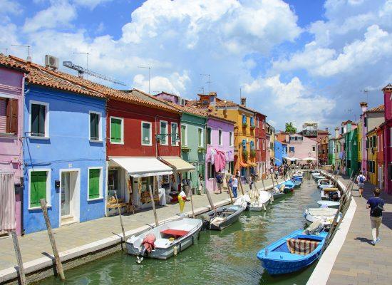 Lucka 1 Burano Venedig