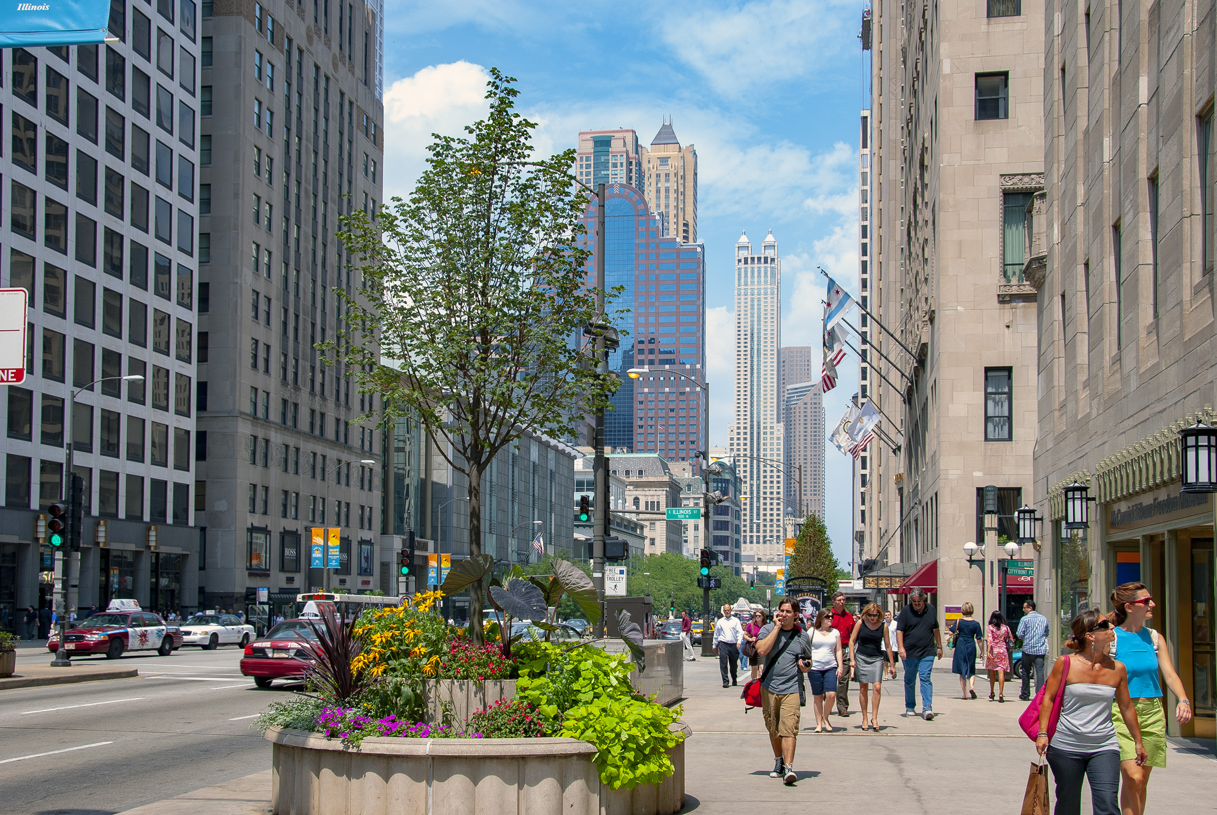 Magnificent Mile Chicago
