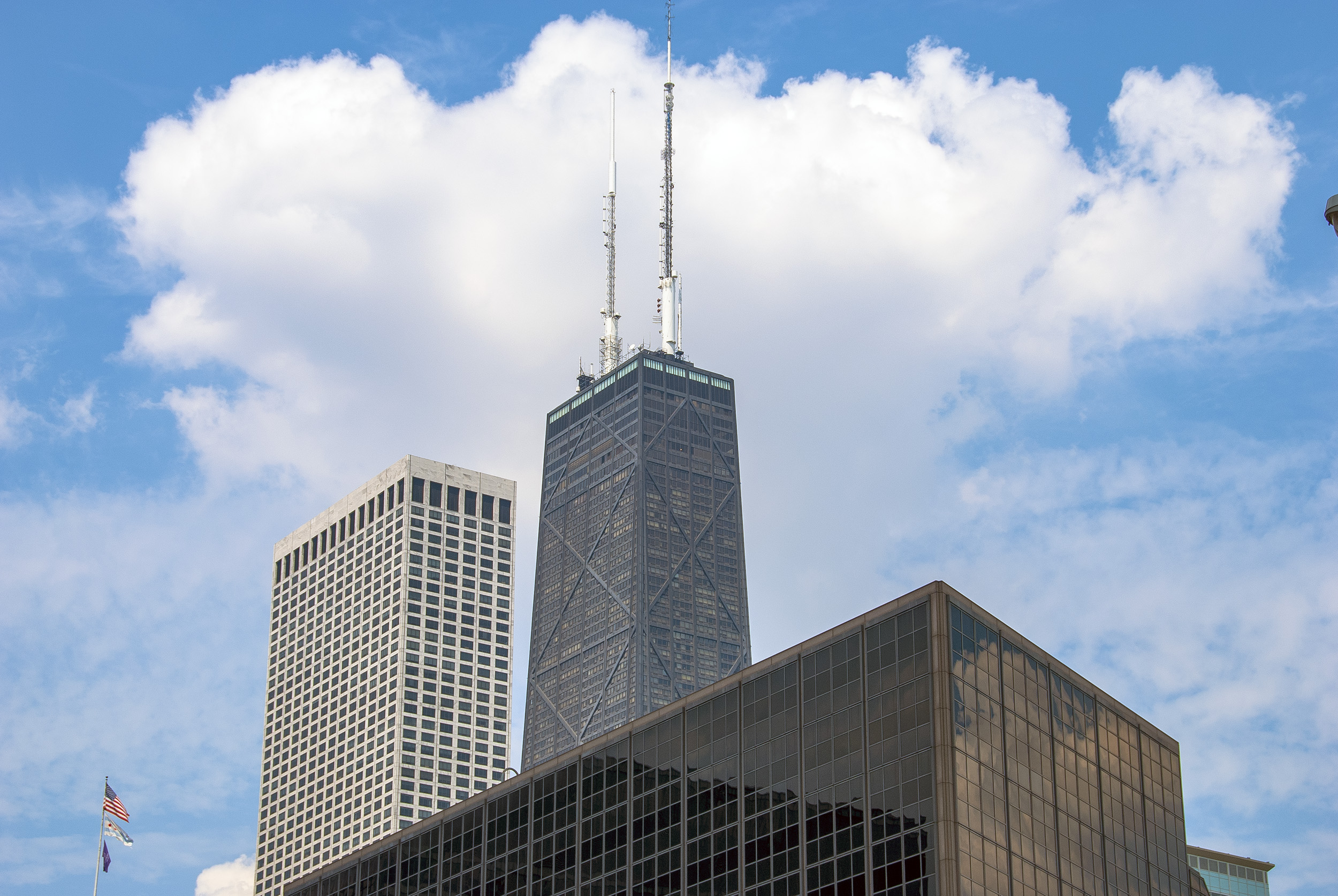 John Hancock Tower Chicago, 875 North Michigan Avenue