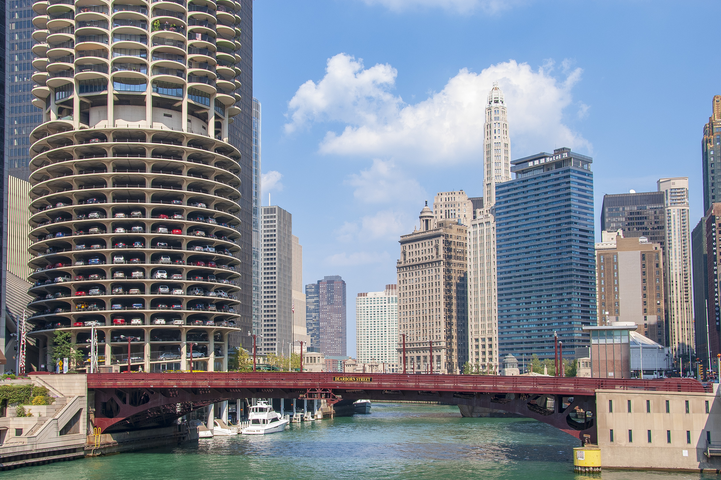 Marina City Chicago