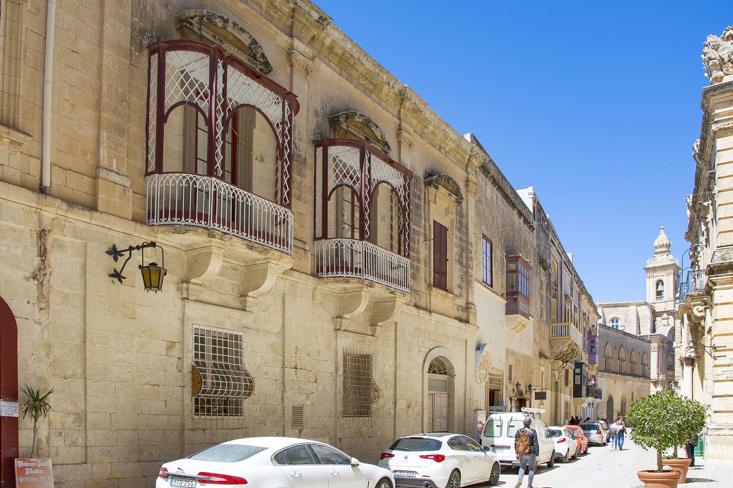 Villegaignon Street Mdina Malta