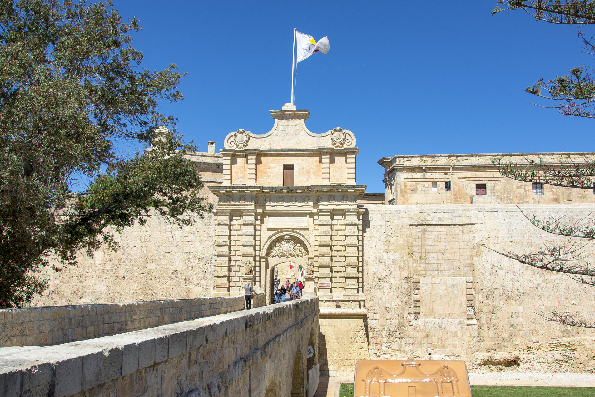 Mdina Stadsport Kings Landing Game of Thrones