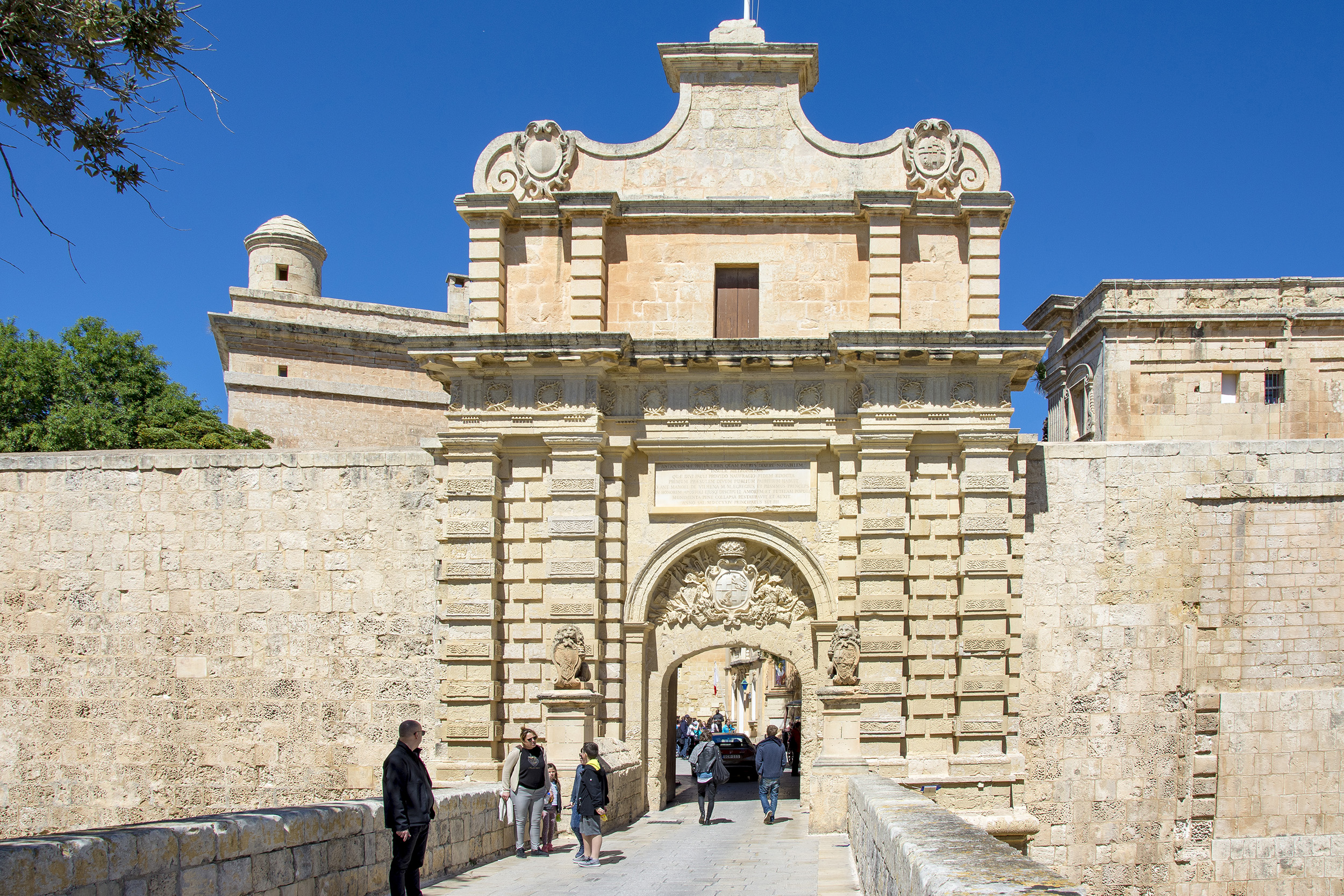 Mdina Stadsport Kings Landing Game of Thrones Malta Malteserorden