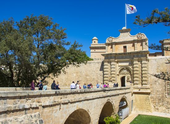 Mdina Stadsport Kings Landing Malta