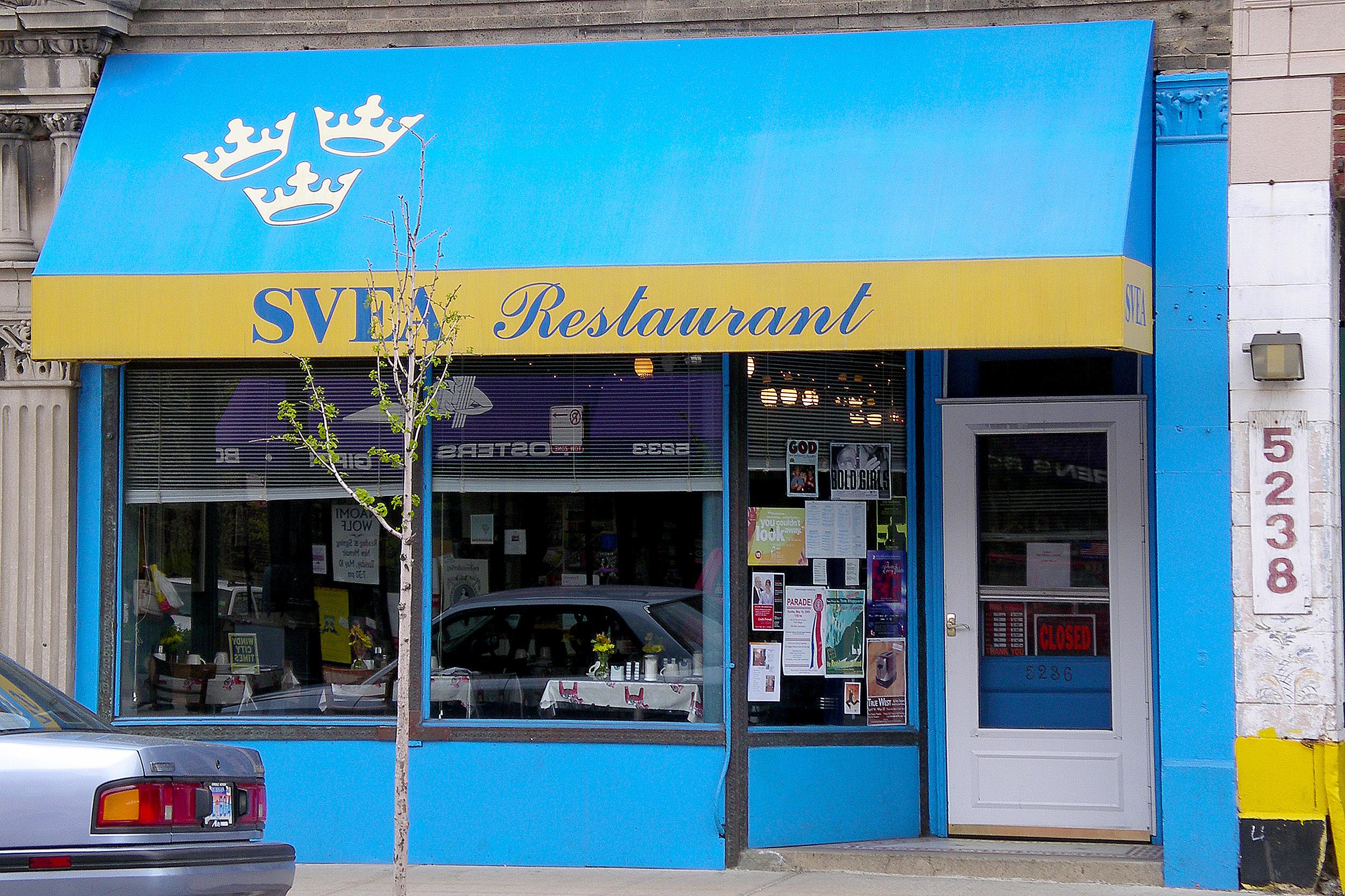 Svea Restaurant Andersonville Chicago