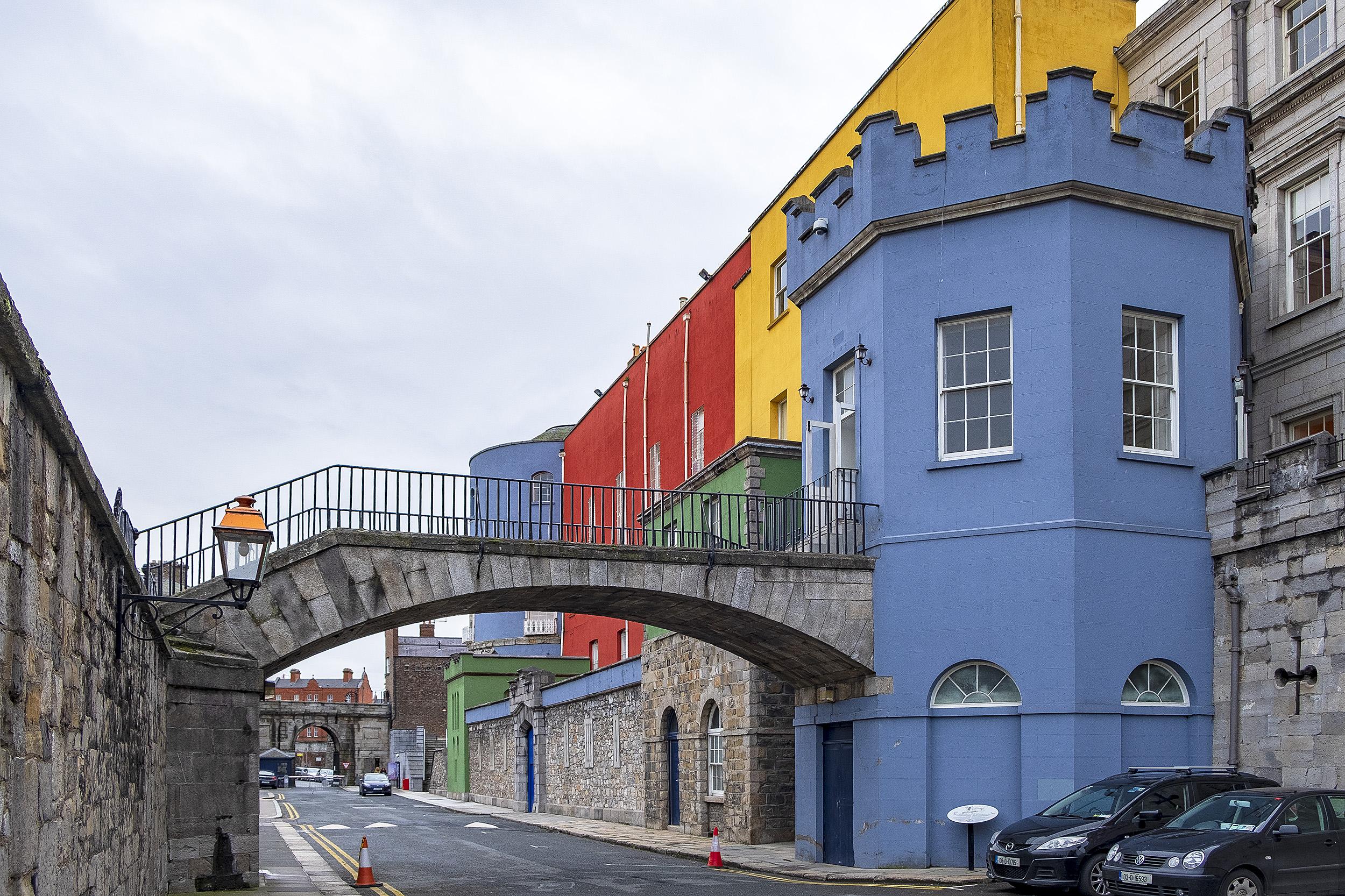 Dublin castle slott irland