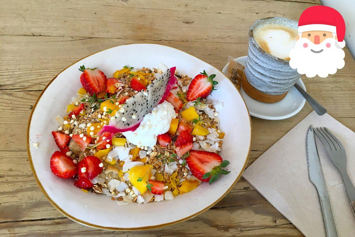 Barcelonas mest instagramvänliga frukost