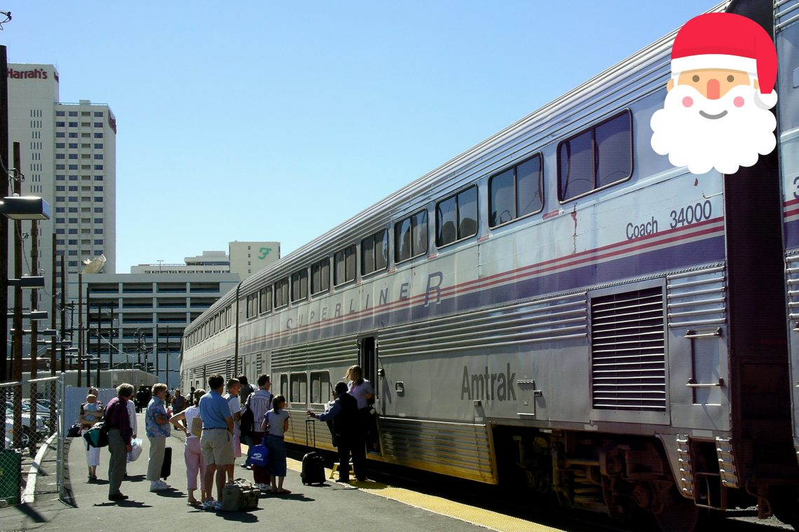 Amtrak USA