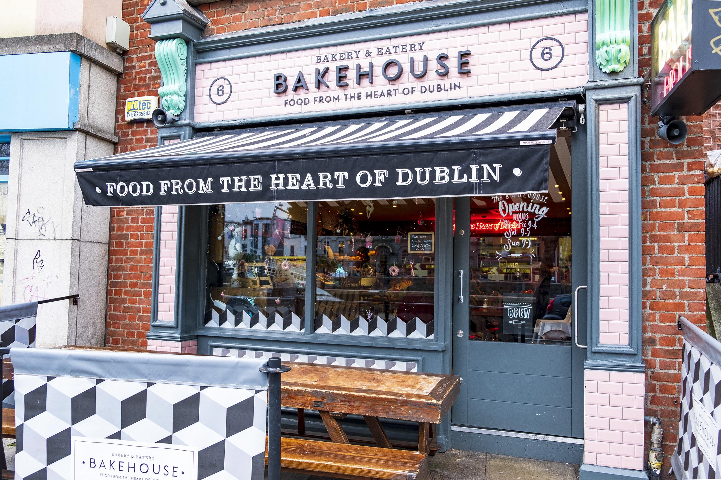 The Bakehouse Matställen i Dublin