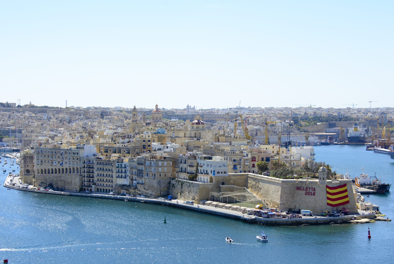 Senglea Malta Bäst och sämst 2018