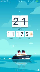 Disneykryssning app