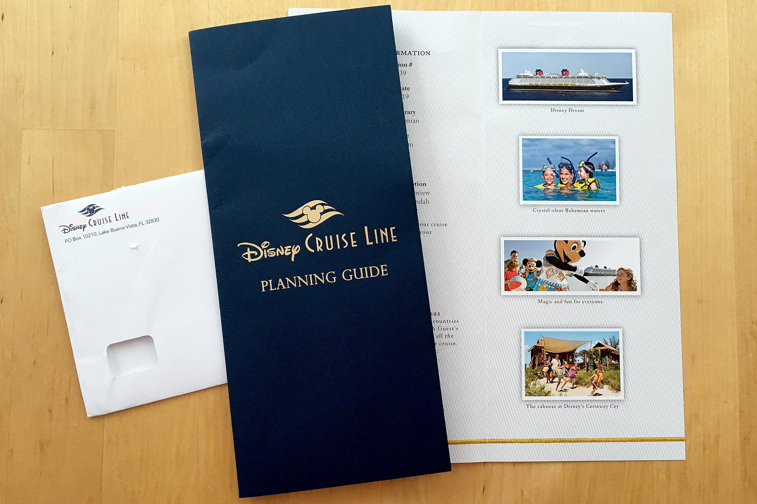 Disneykryssning Planeringsguide
