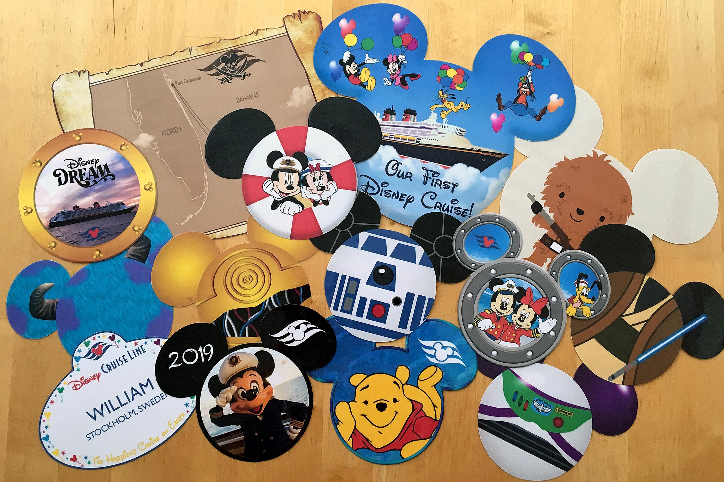 Magneter Disneykryssning