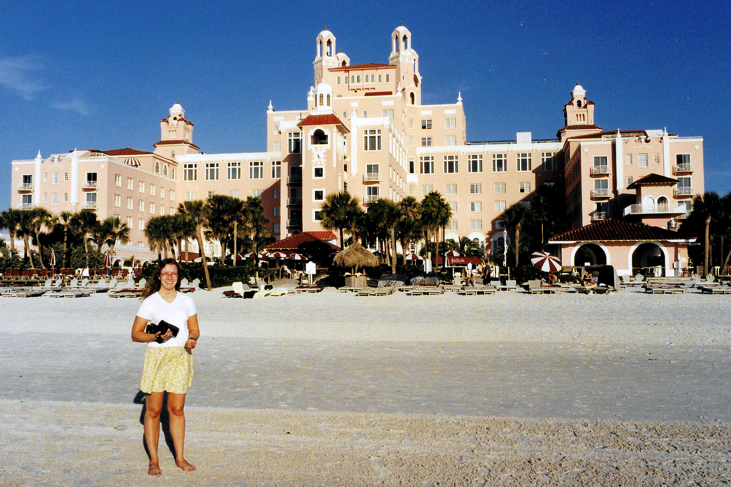 St Pete Beach Don Cesar Florida