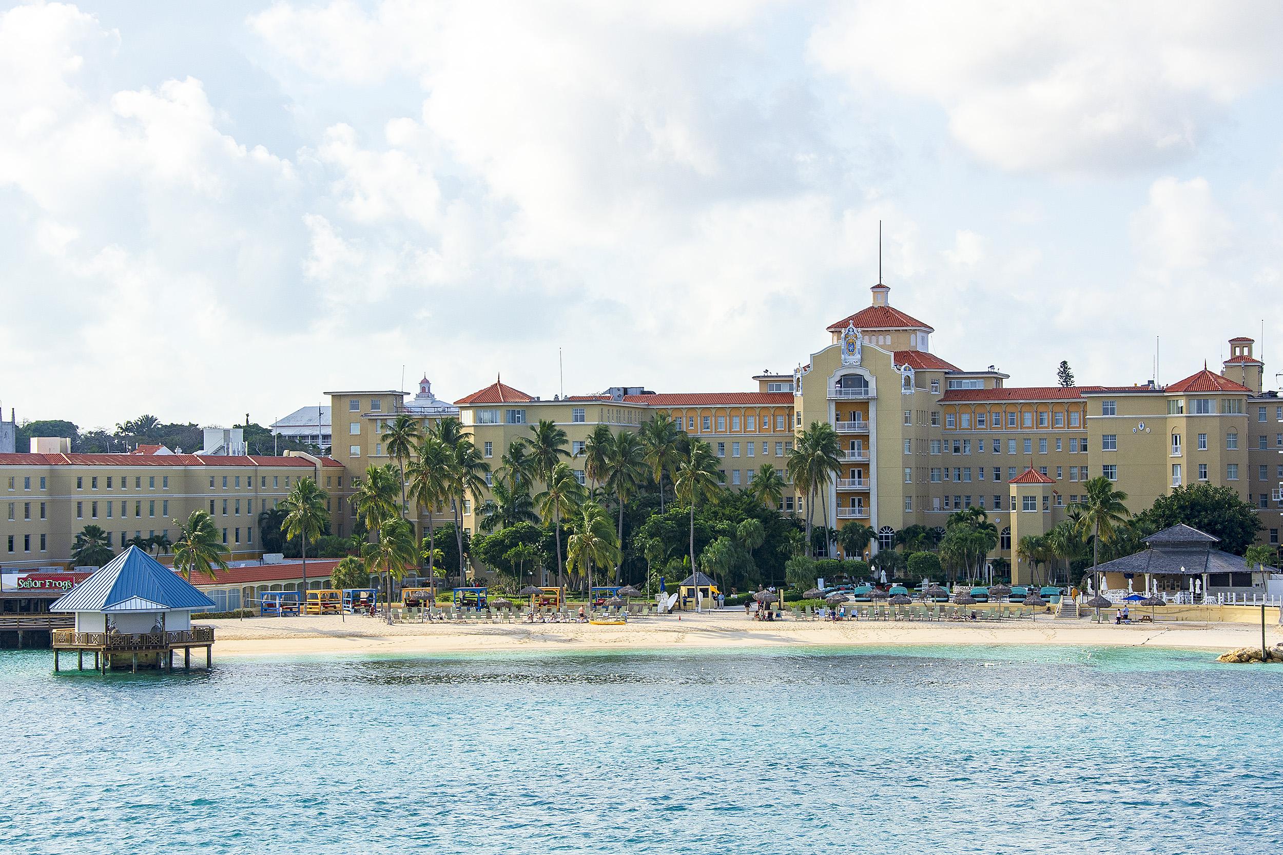 Hilton Nassau Bahamas Blackbeard