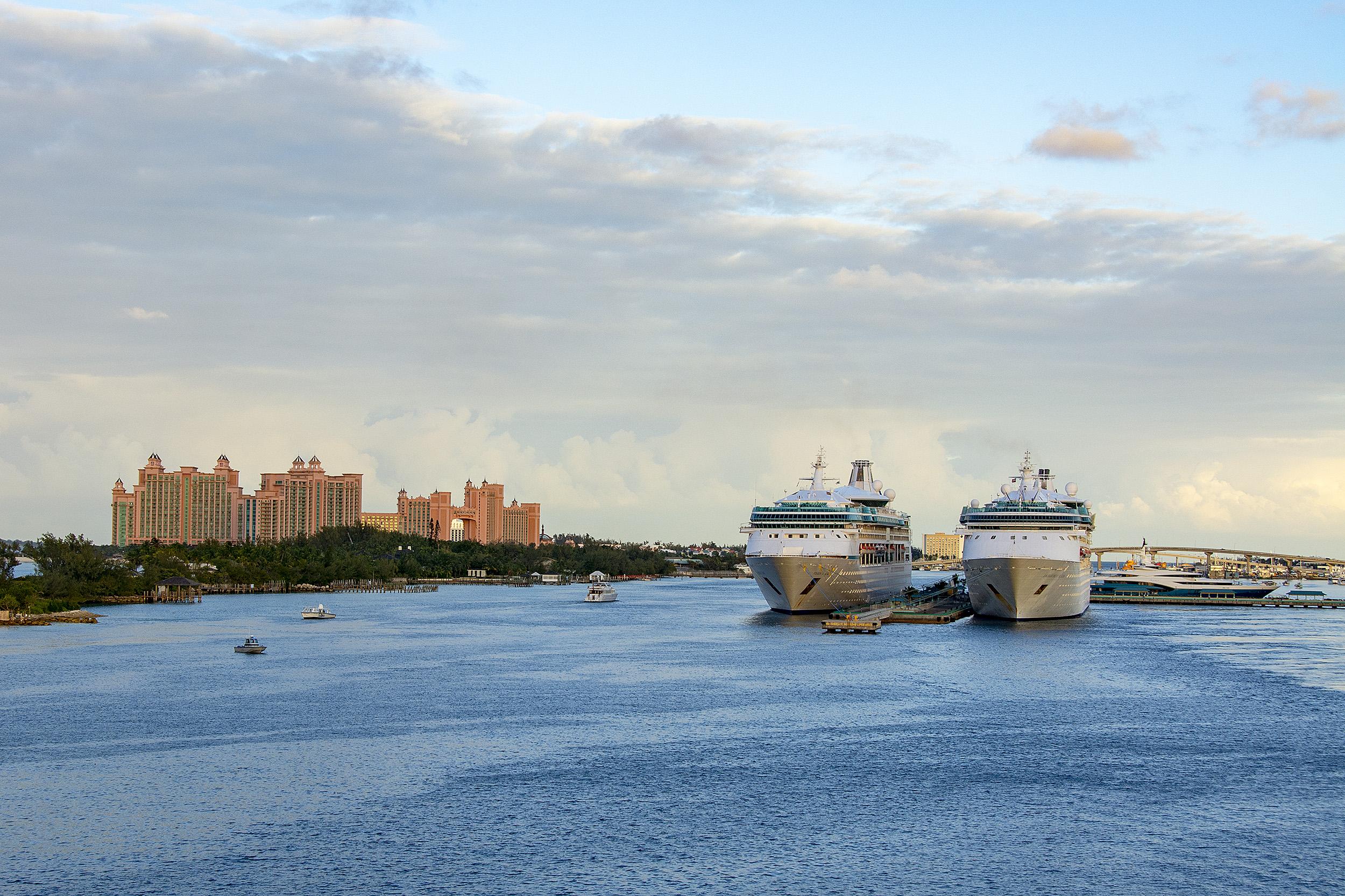 Atlantis Nassau Bahamas Royal Caribbean