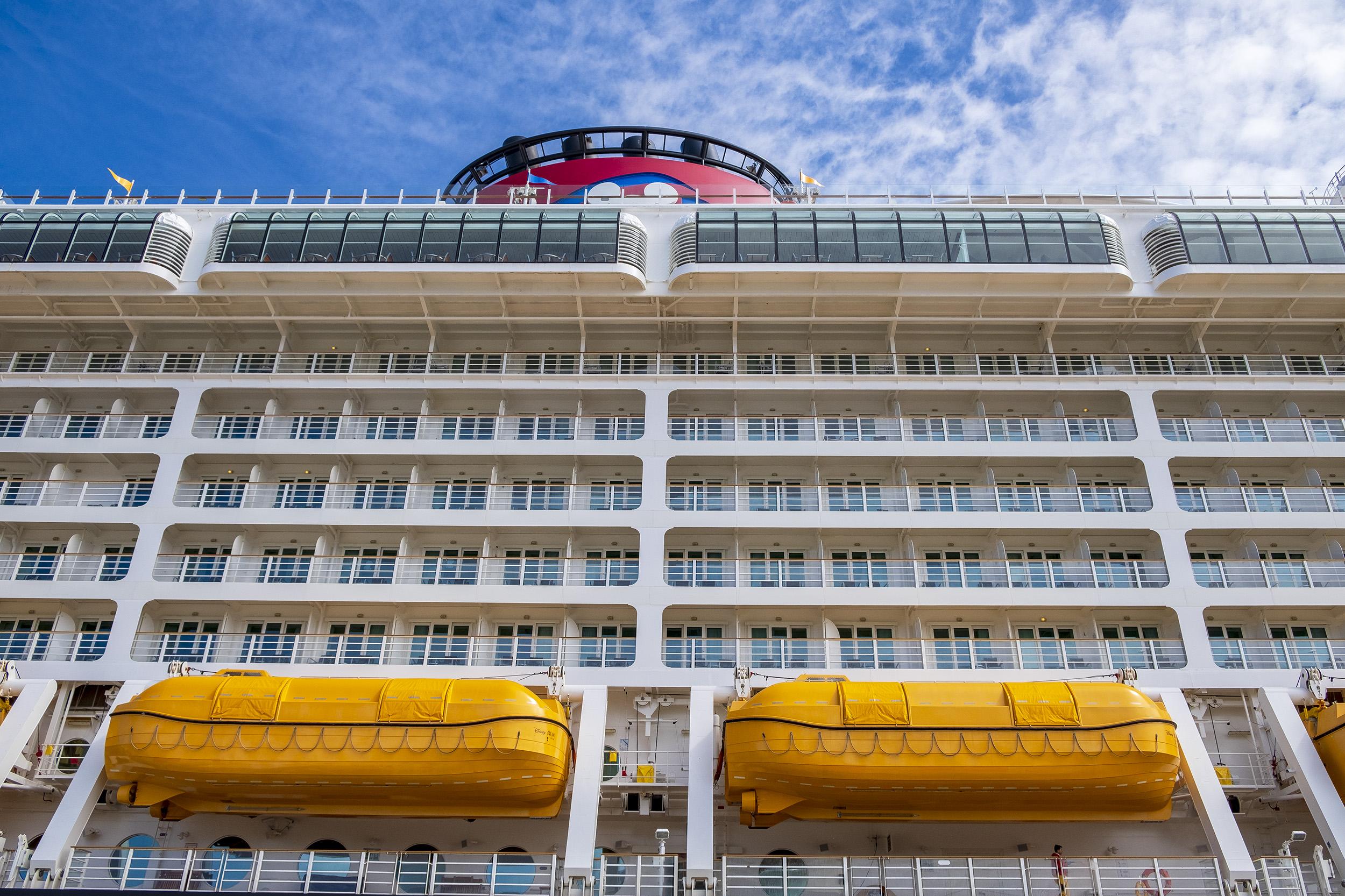 Disney Dream Port Canaveral Disneykryssning