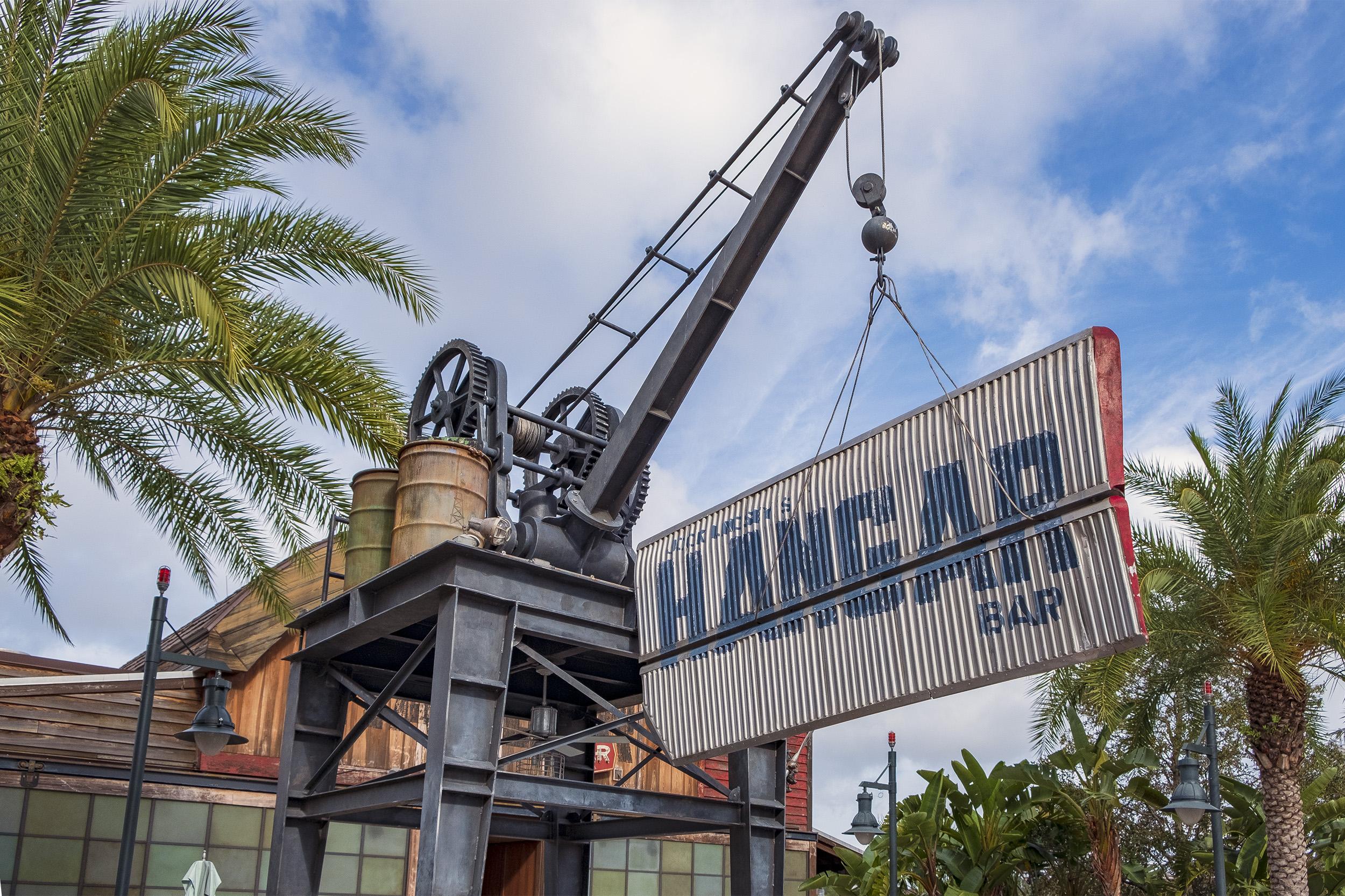 The Hangar Bar Disney Springs