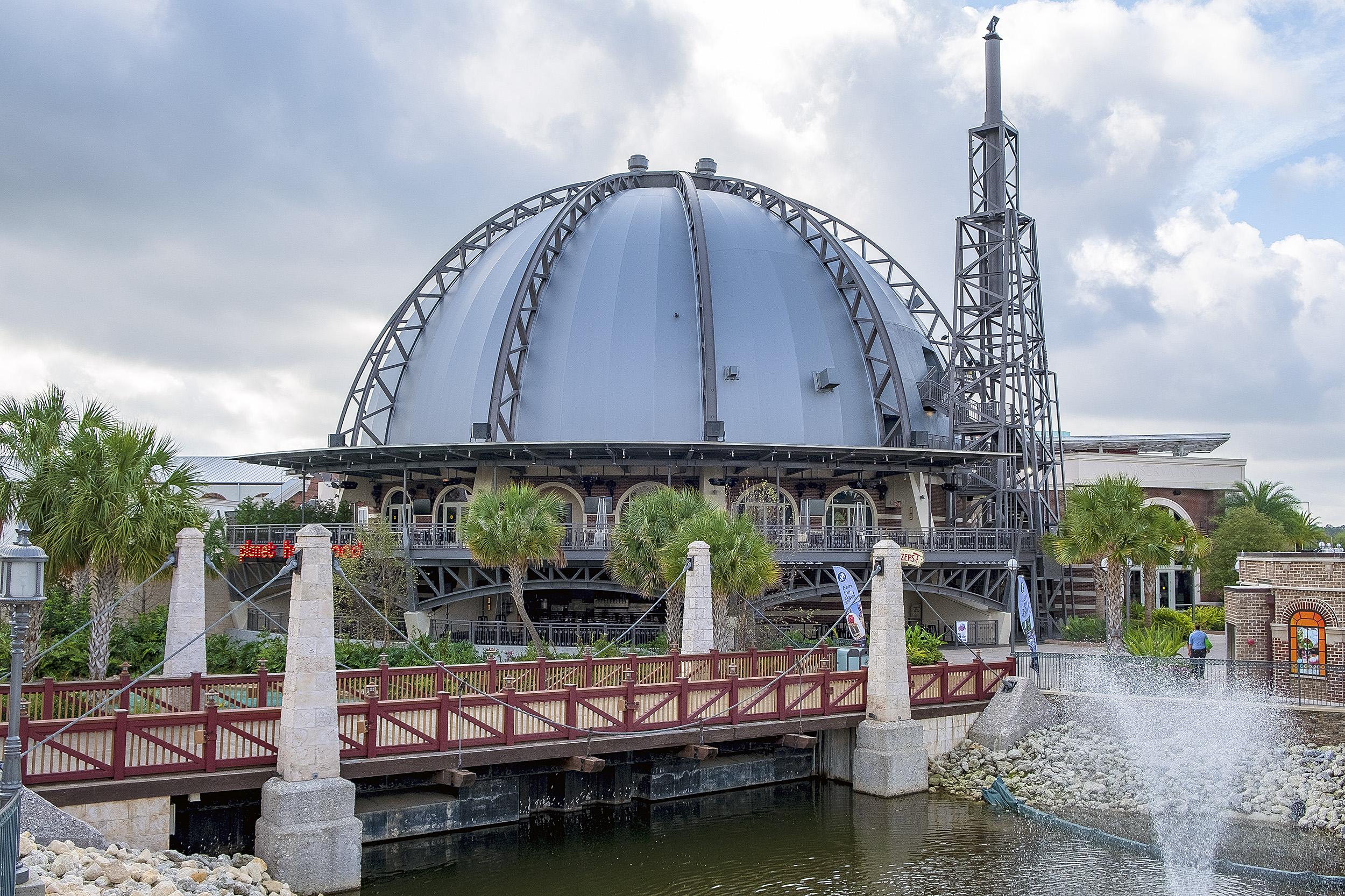 Disney Springs Planet Hollywood