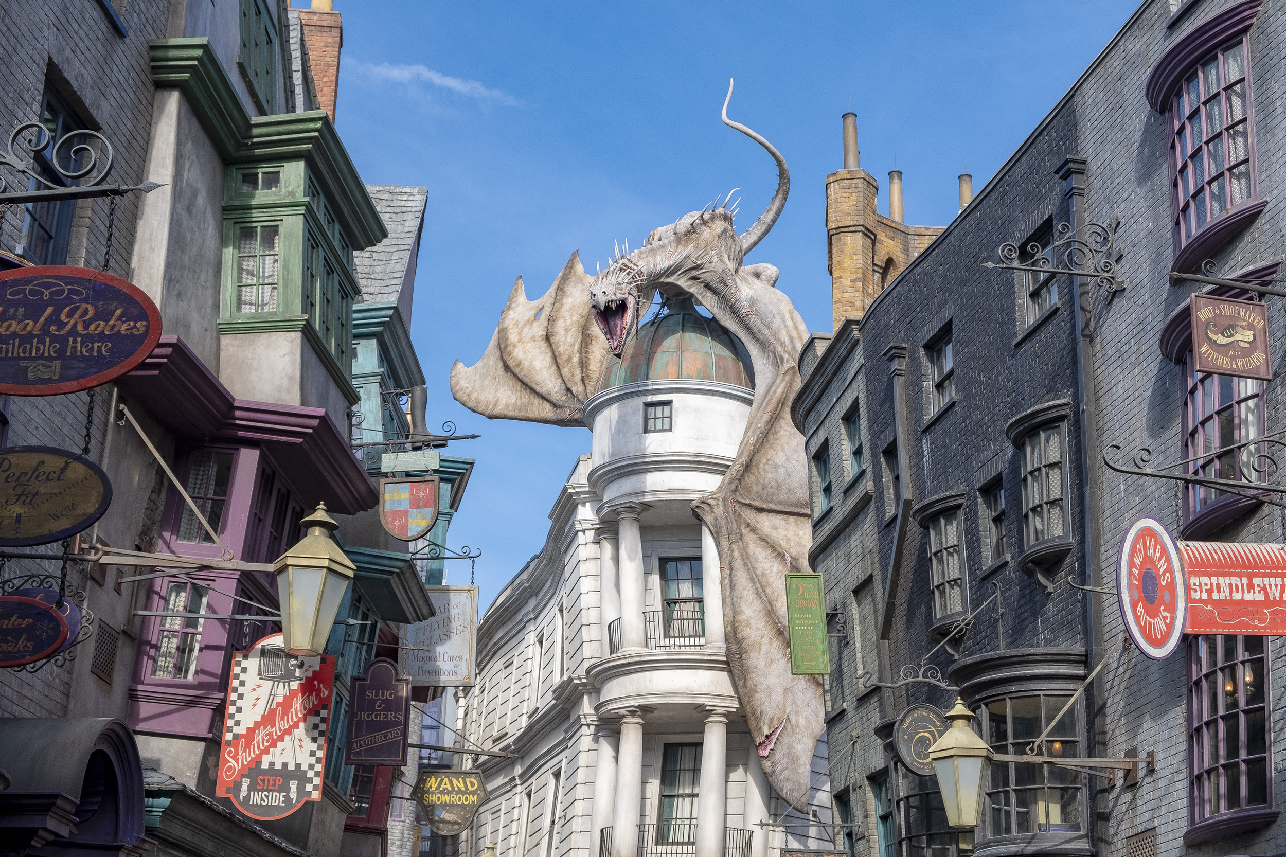 Gringotts Bank The Wizarding World of Harry Potter.