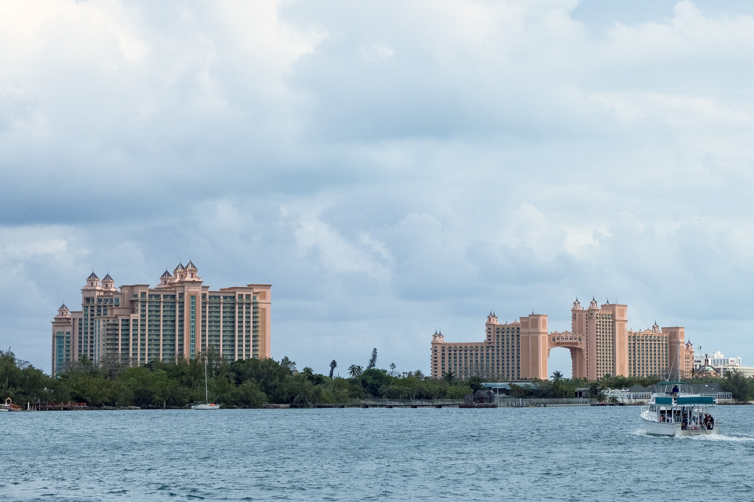 Atlantis Nassau Bahamas Disney Dream