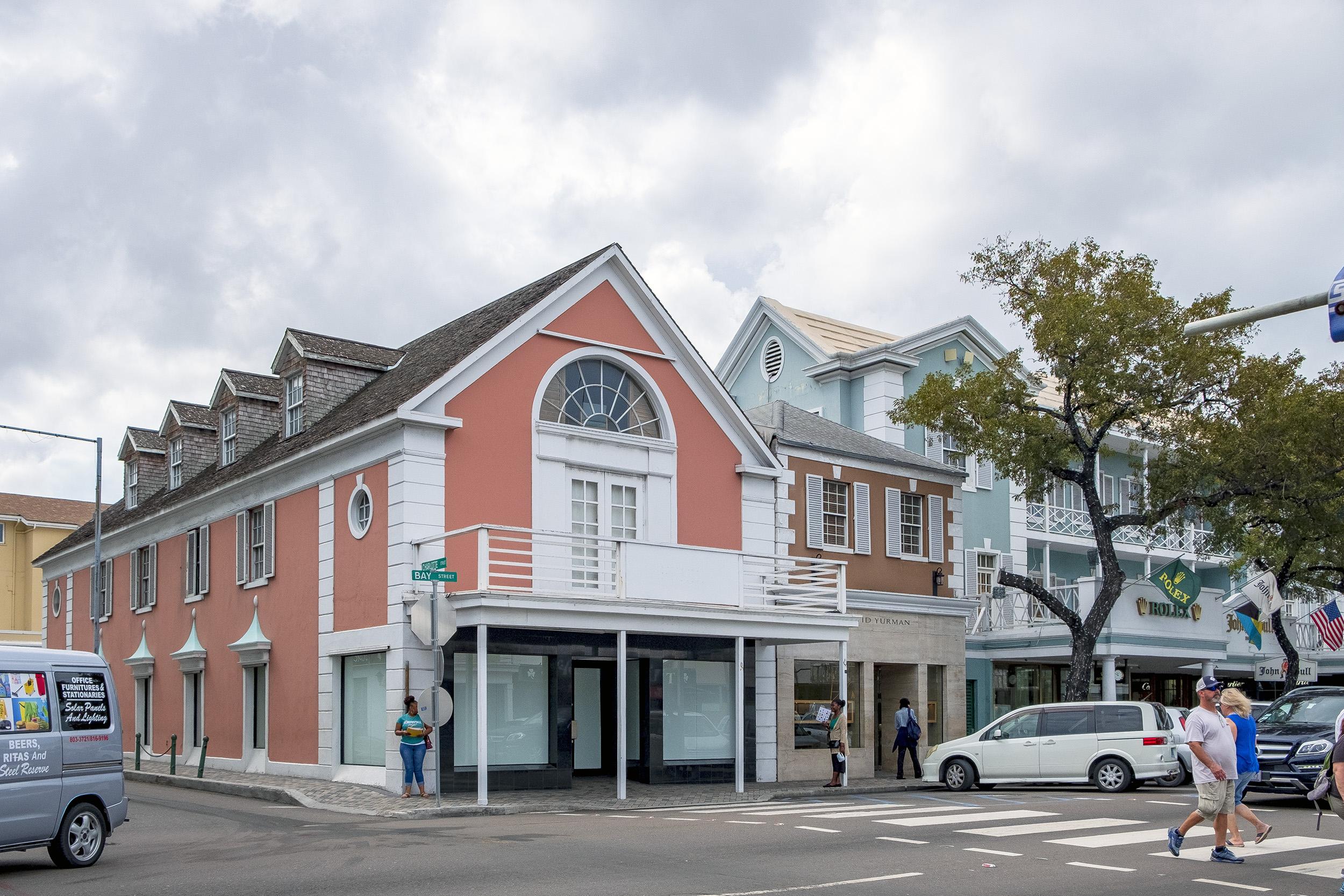 Nassau Bahamas Bay Street