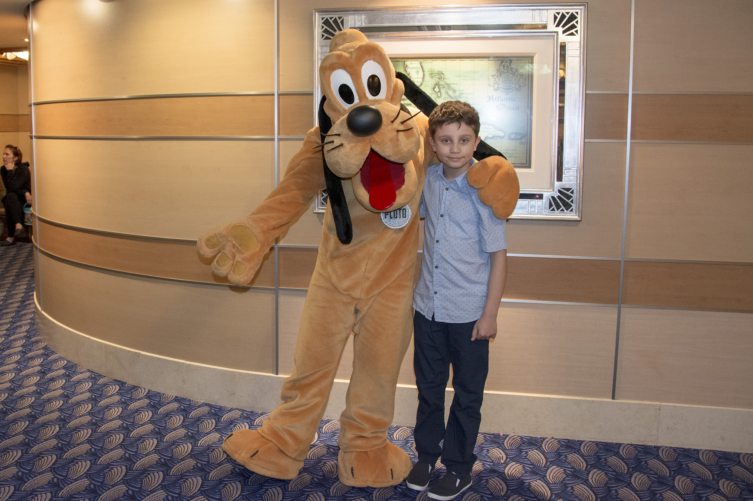 Pluto Disney Dream Kryssning