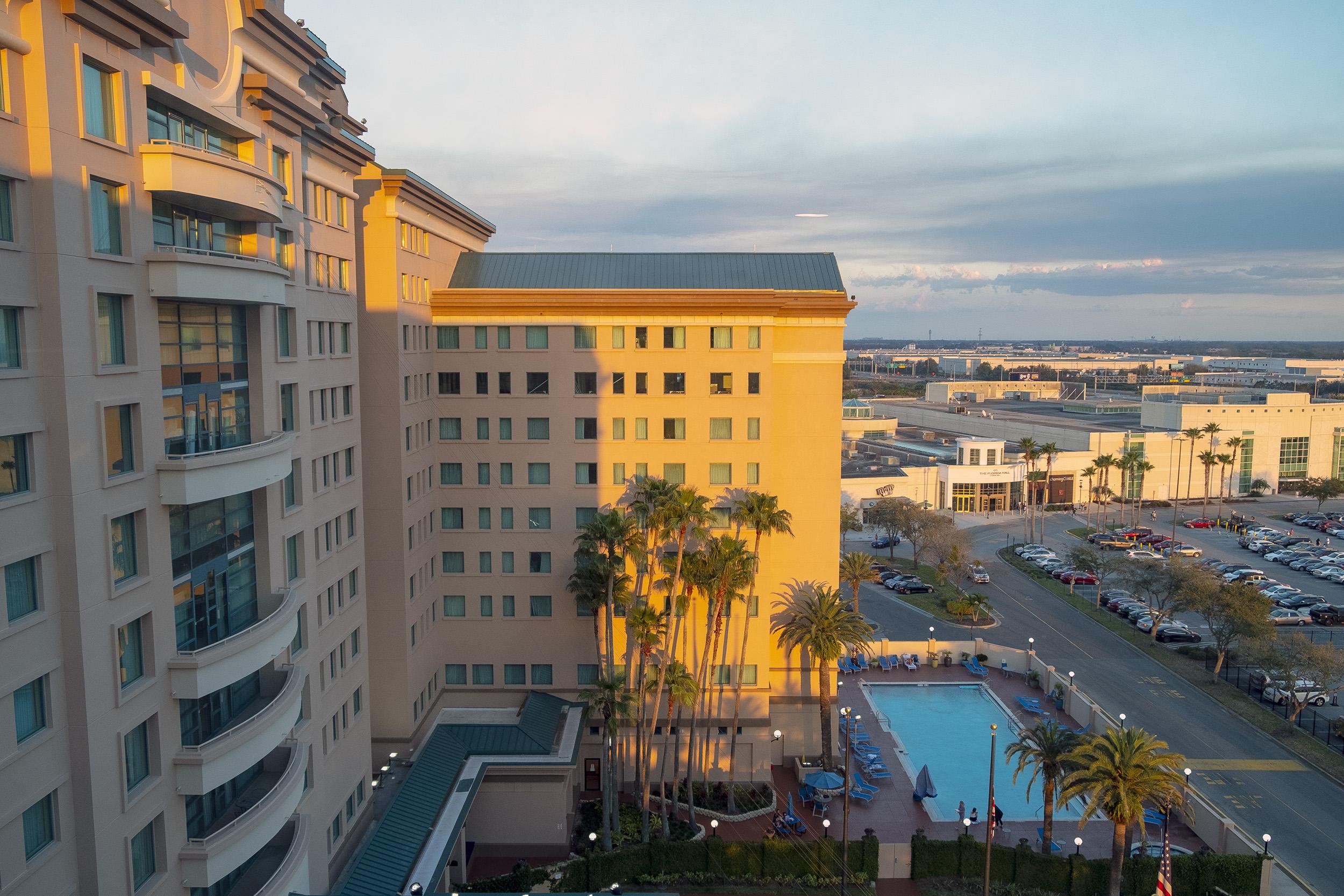 Florida Hotel & Conference Center Orlando Florida