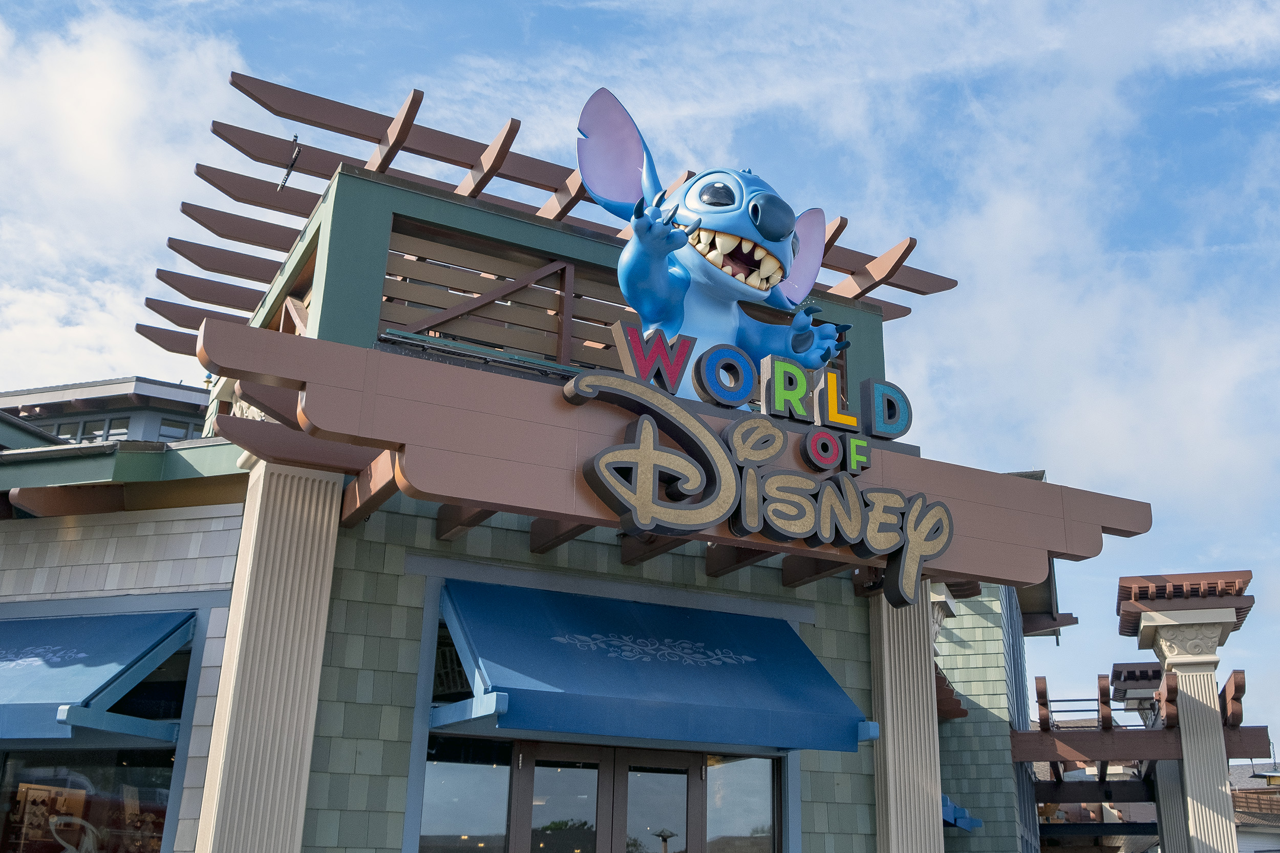 World of Disney Disney Springs Orlando
