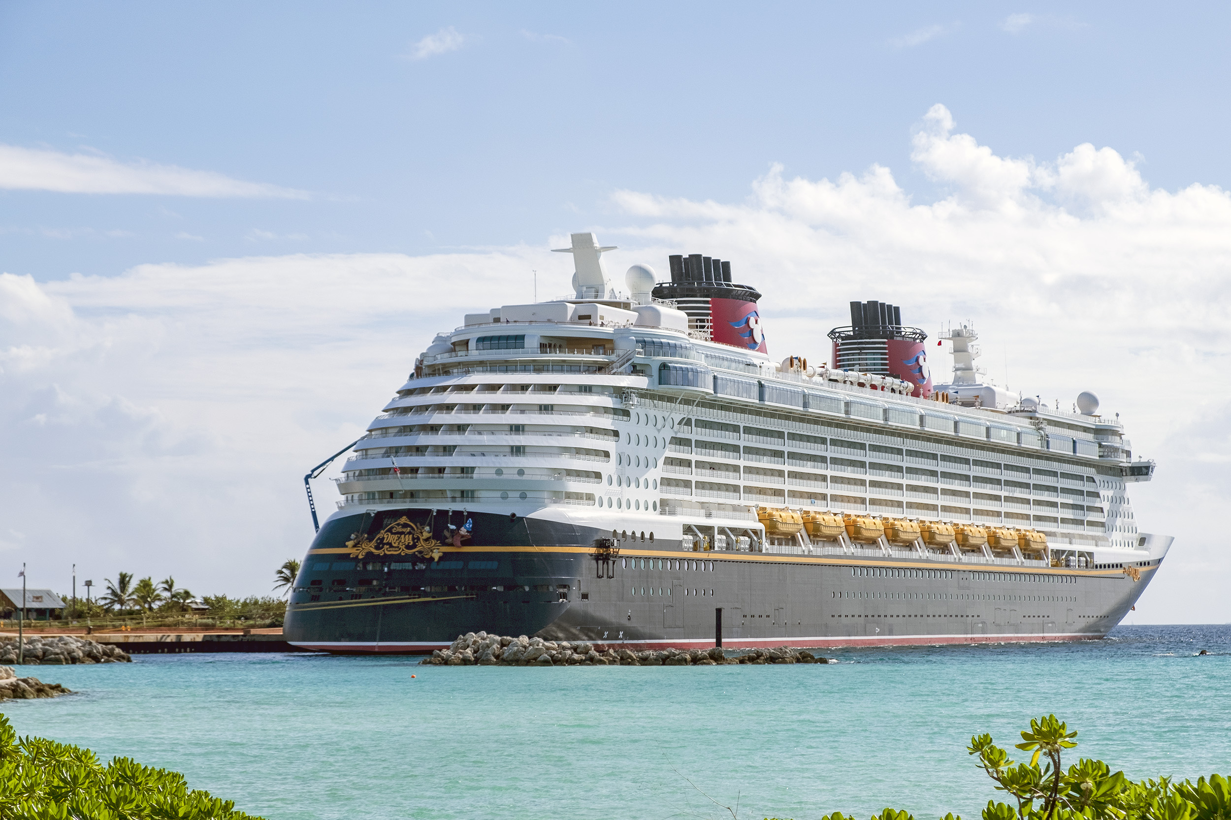 Disney Dream Castaway Cay Reselista 2019
