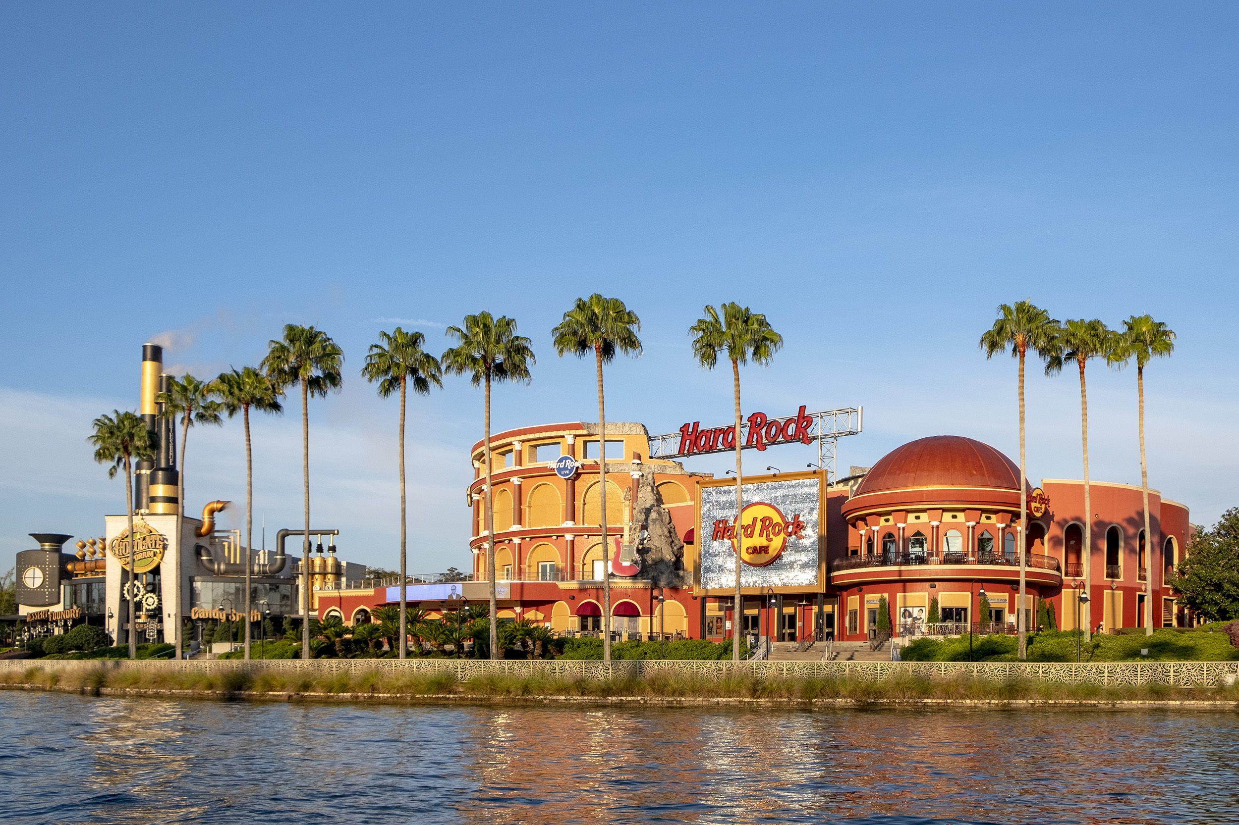 Hard Rock Cafe Universal Citywalk Orlando