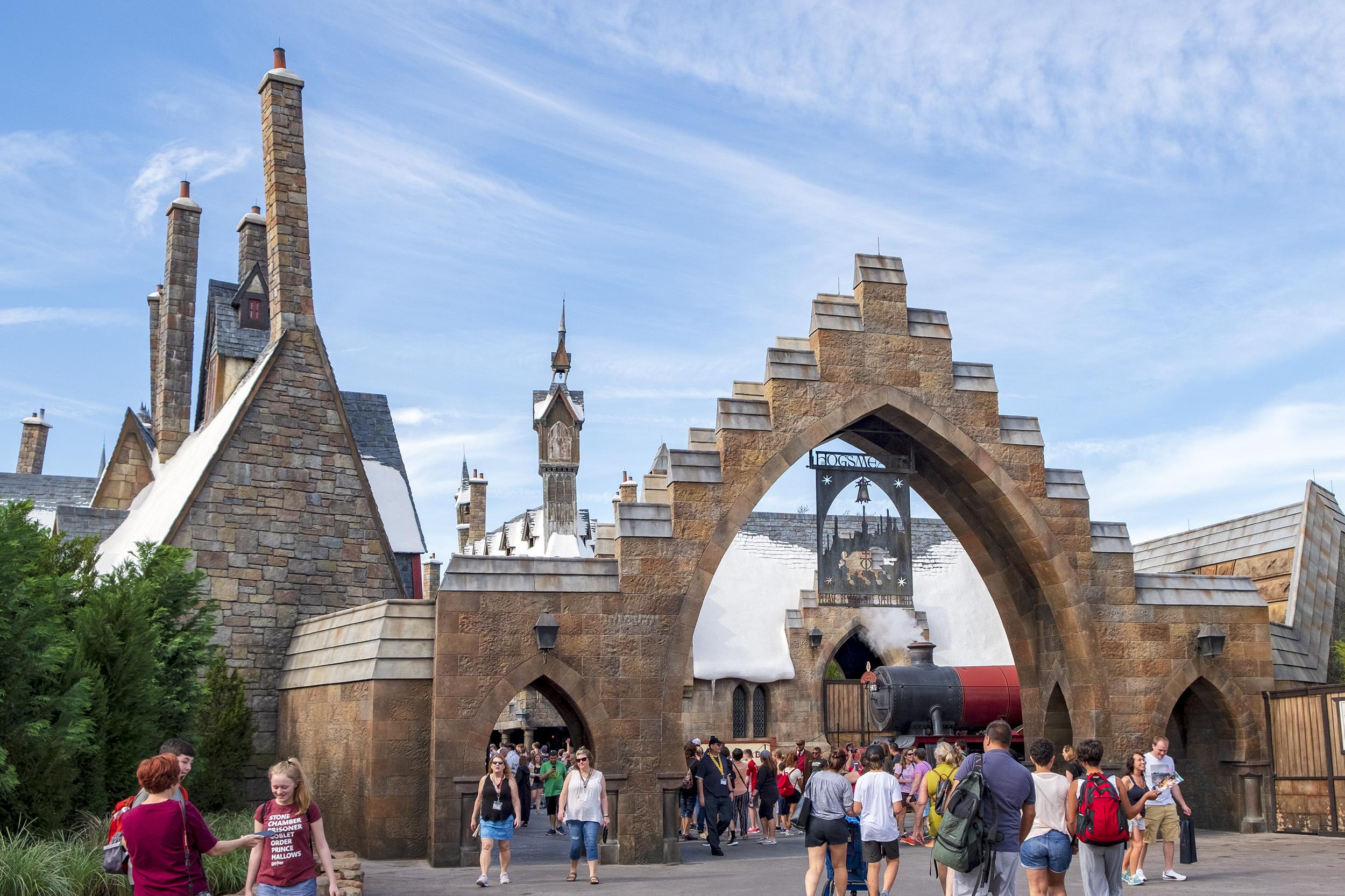 Hogsmeade Village The Wizarding World of Harry Potter Orlando