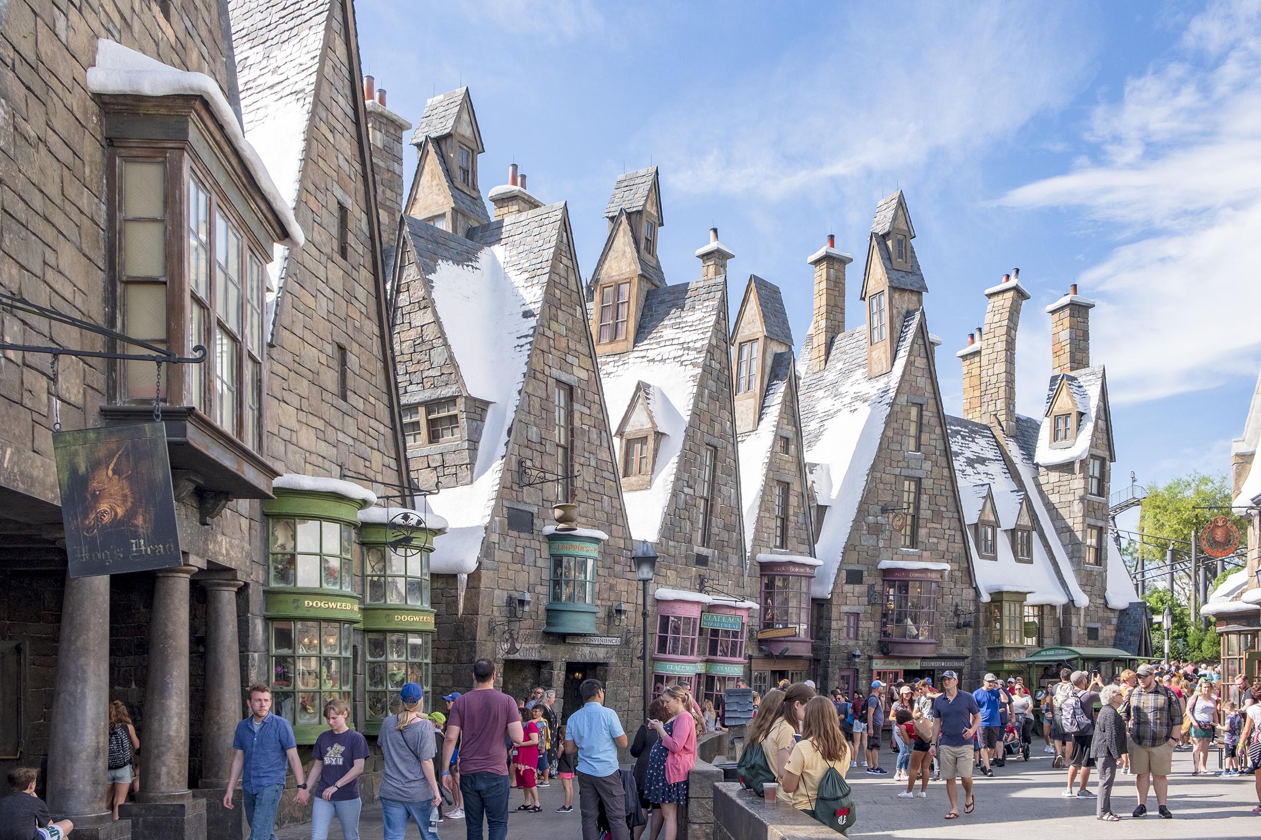 Hogsmeade Village The Wizarding World of Harry Potter Islands of Adventure