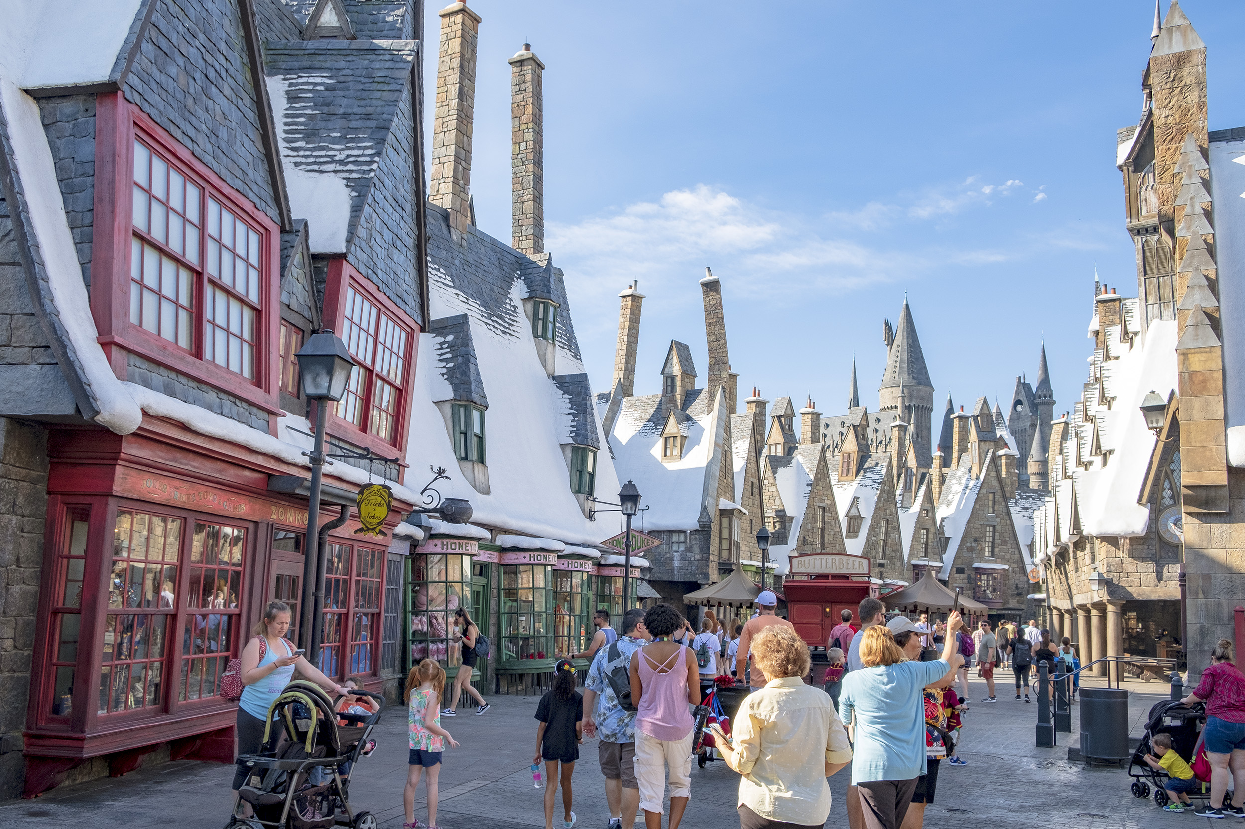 Hogsmeade Village The Wizarding World of Harry Potter Orlando