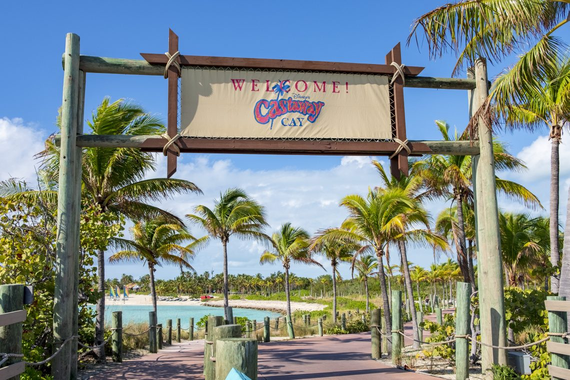 Welcome to Castaway Cay Bahamas