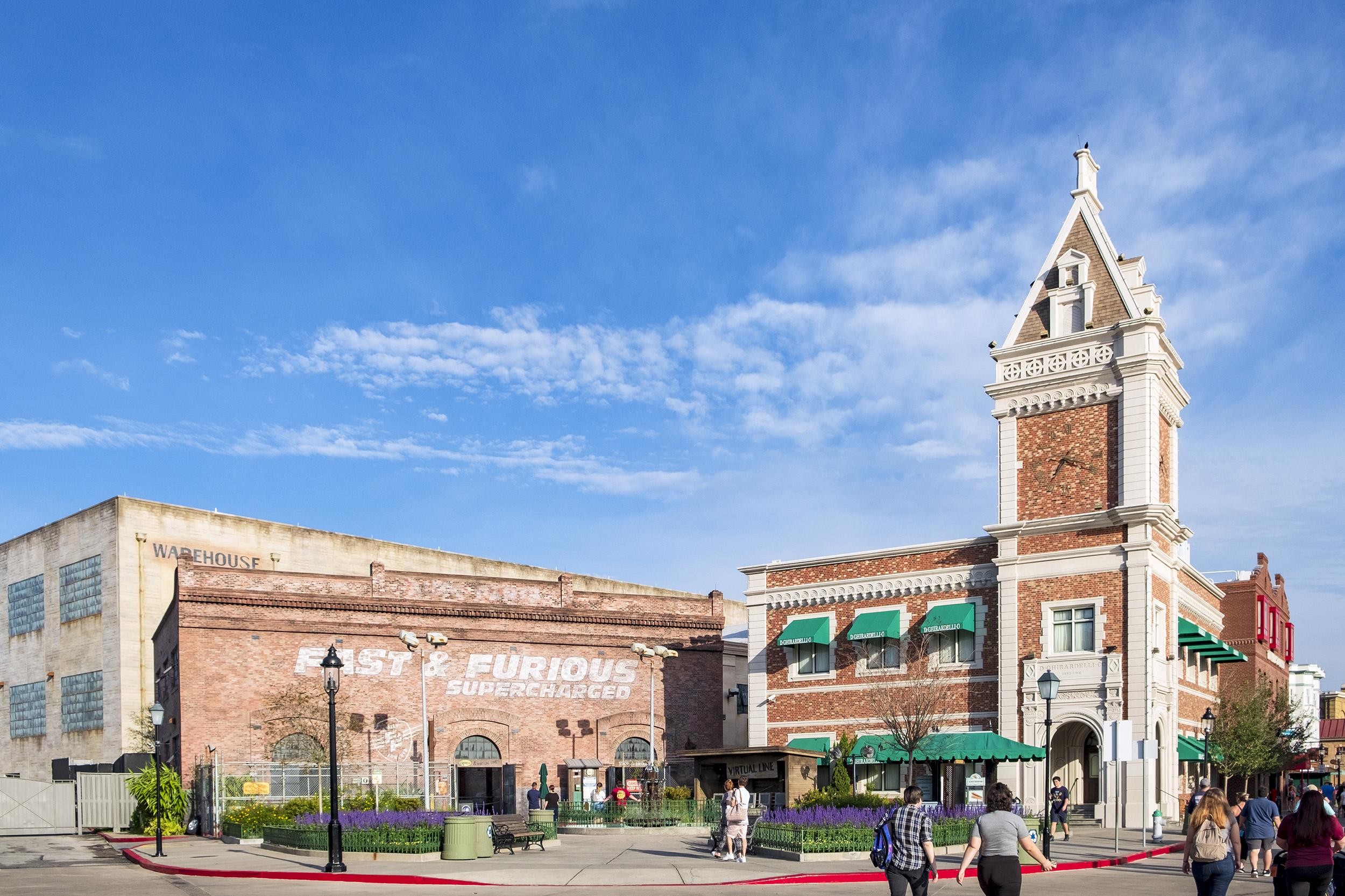 Universal Studios Florida åkattraktion