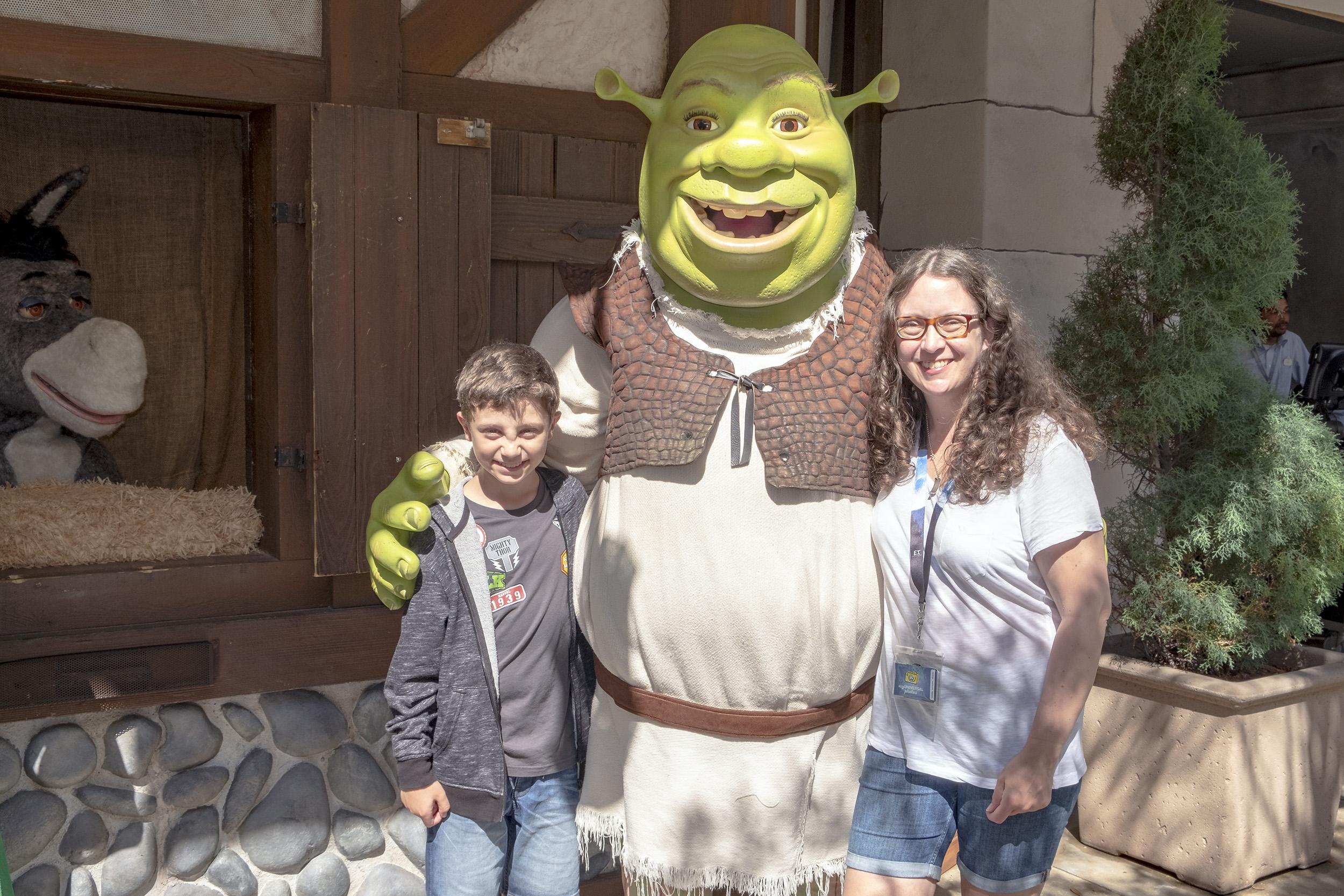 Shrek Universal Studios Florida