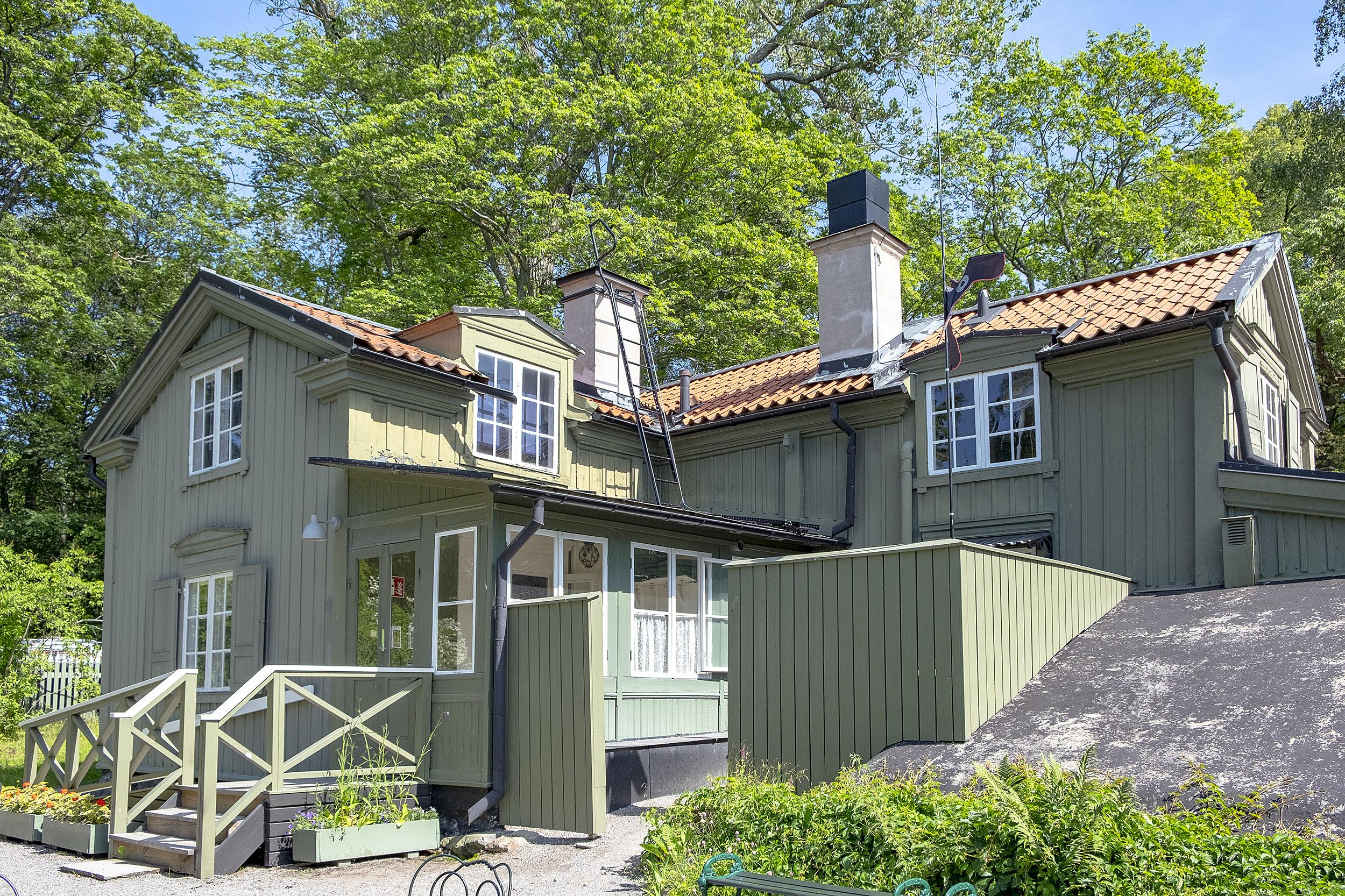 Waldemarsudde Café Ektorpet