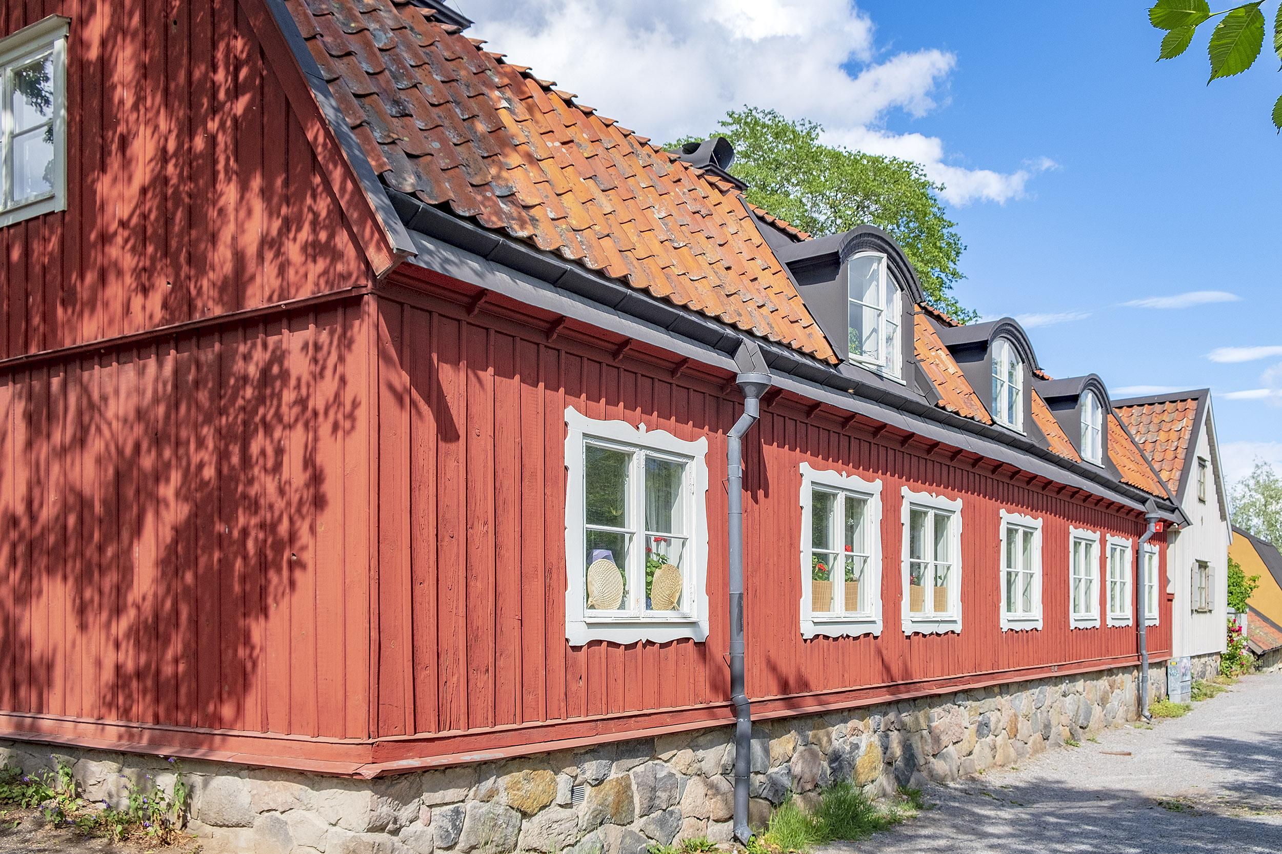 Gamla Lundagatan 12 på Södermalm i Stockholm