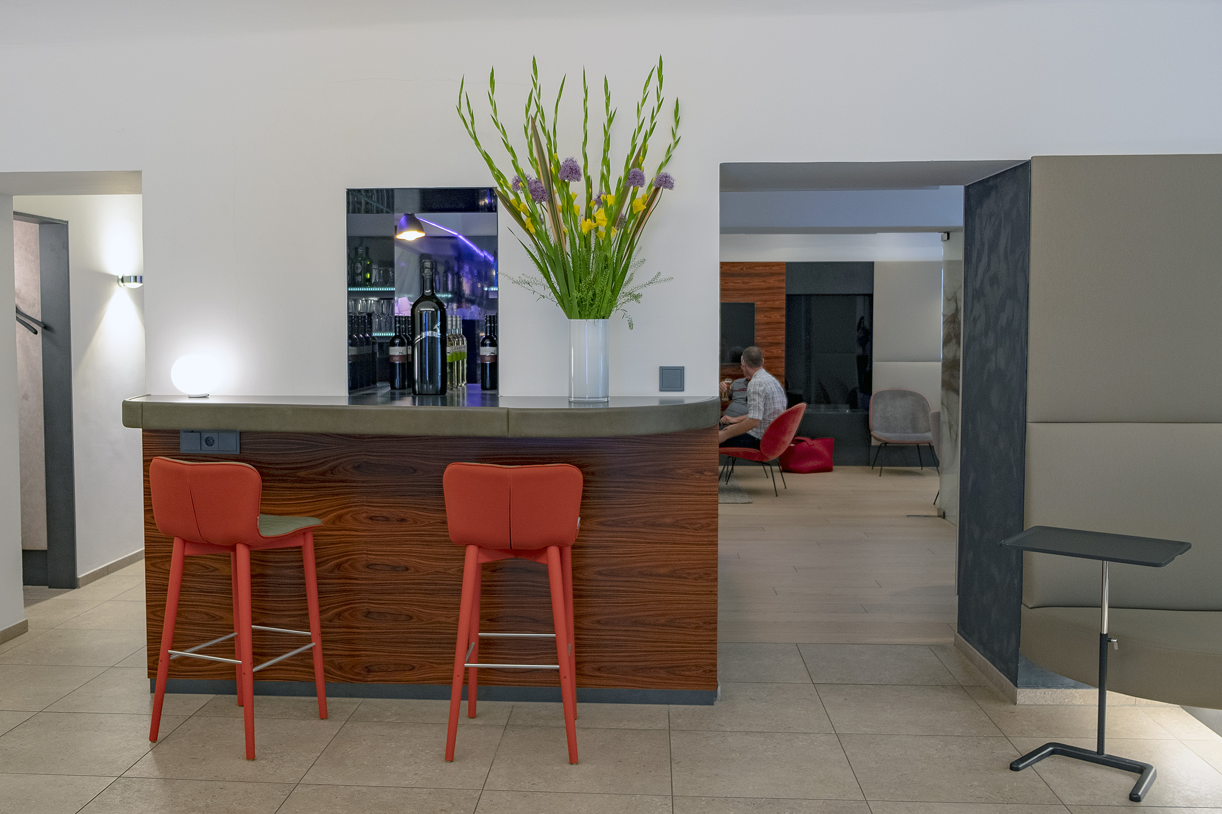 Hotel Das Tigra Wien Lobby
