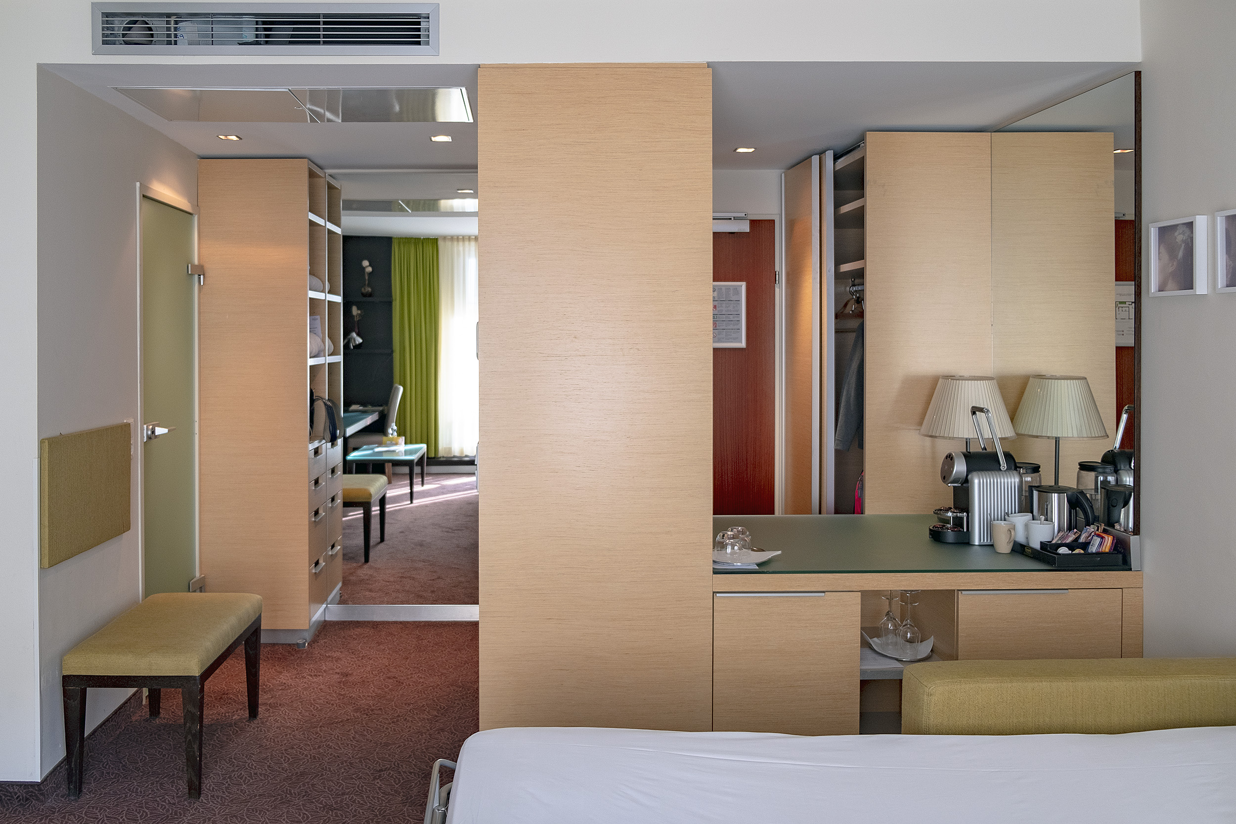 Hotel Das Tigra Wien Rum 801
