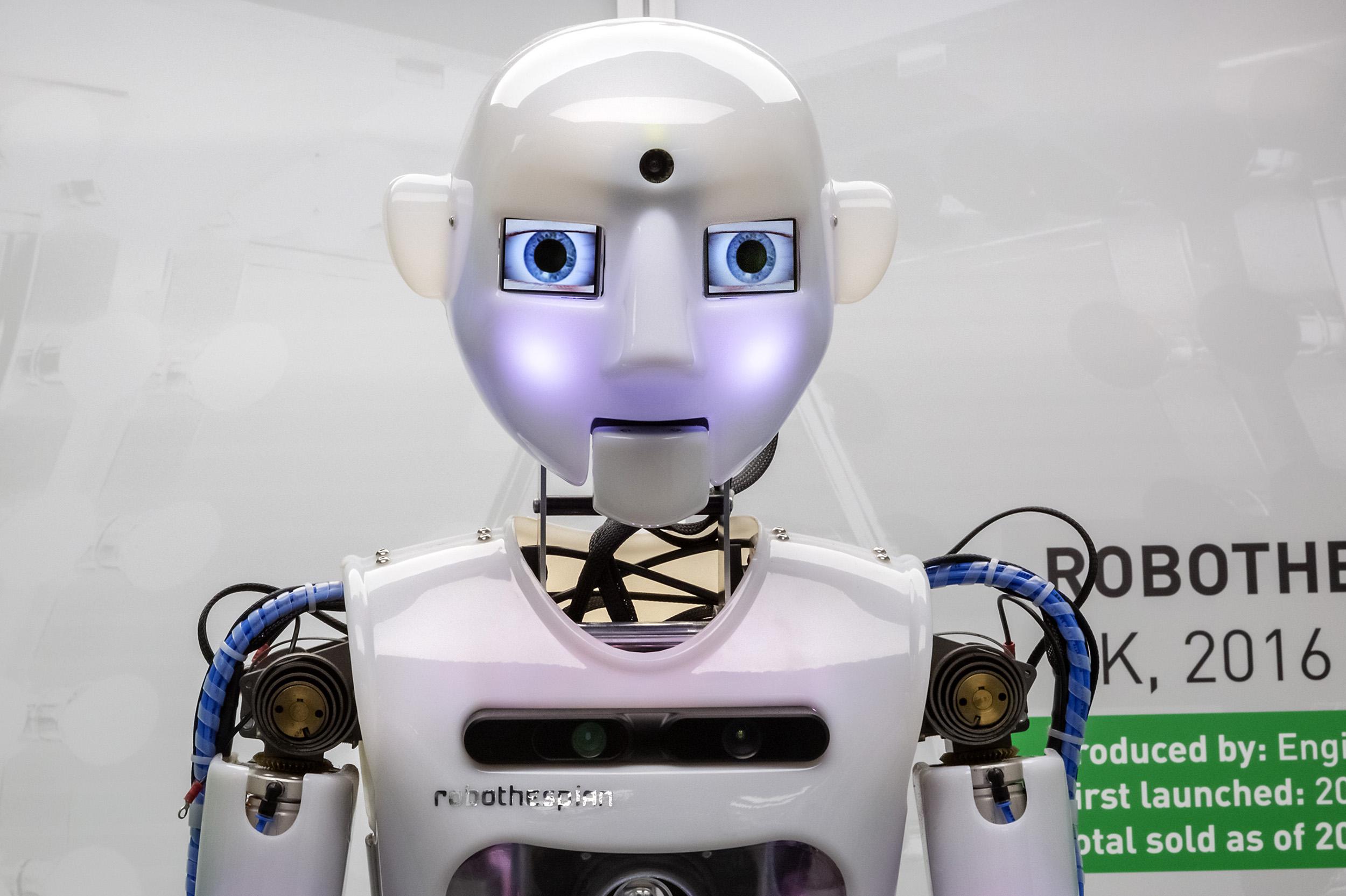Tekniska Museet Robots