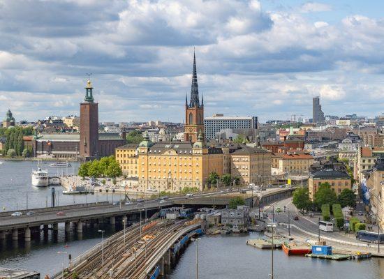 Stockholm med barn